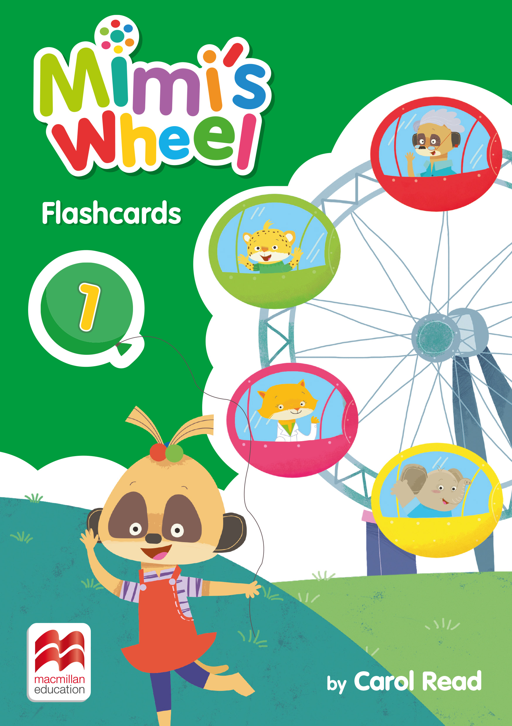 Mimi's Wheel Level 1 Flashcards