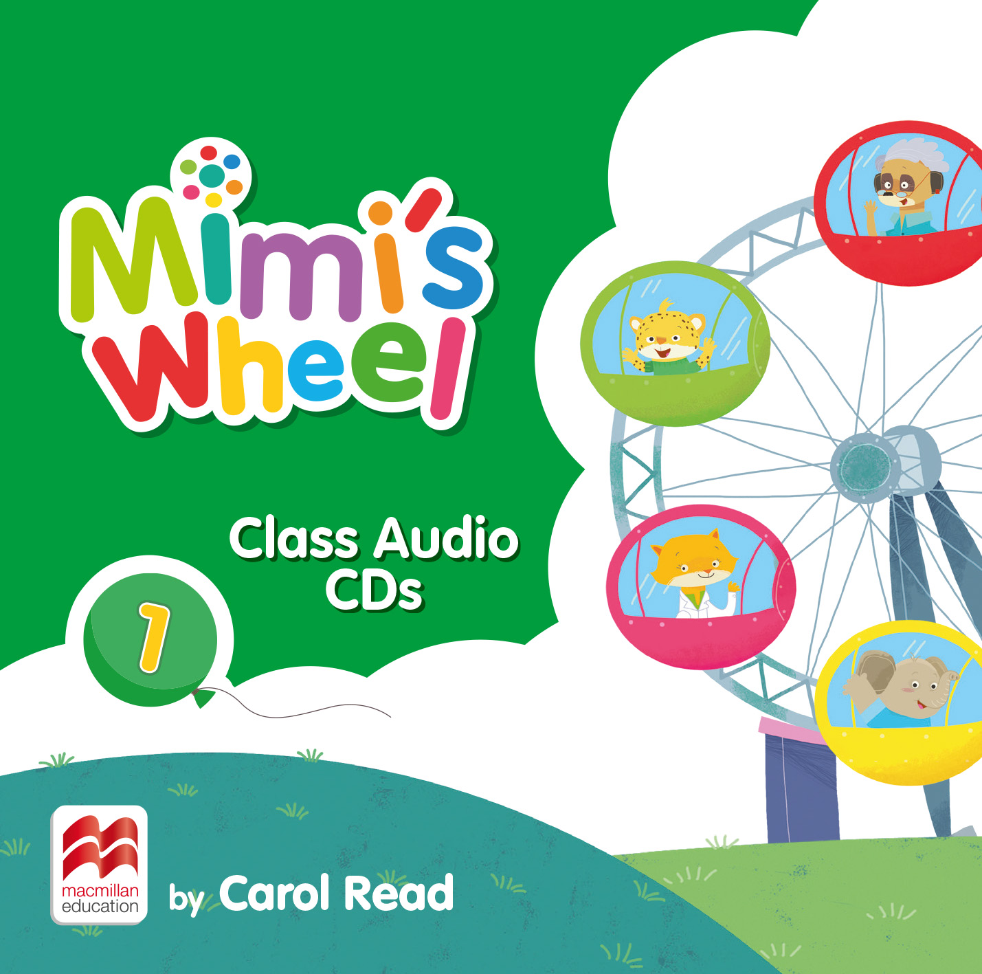 Mimi's Wheel Level 1 Audio CD