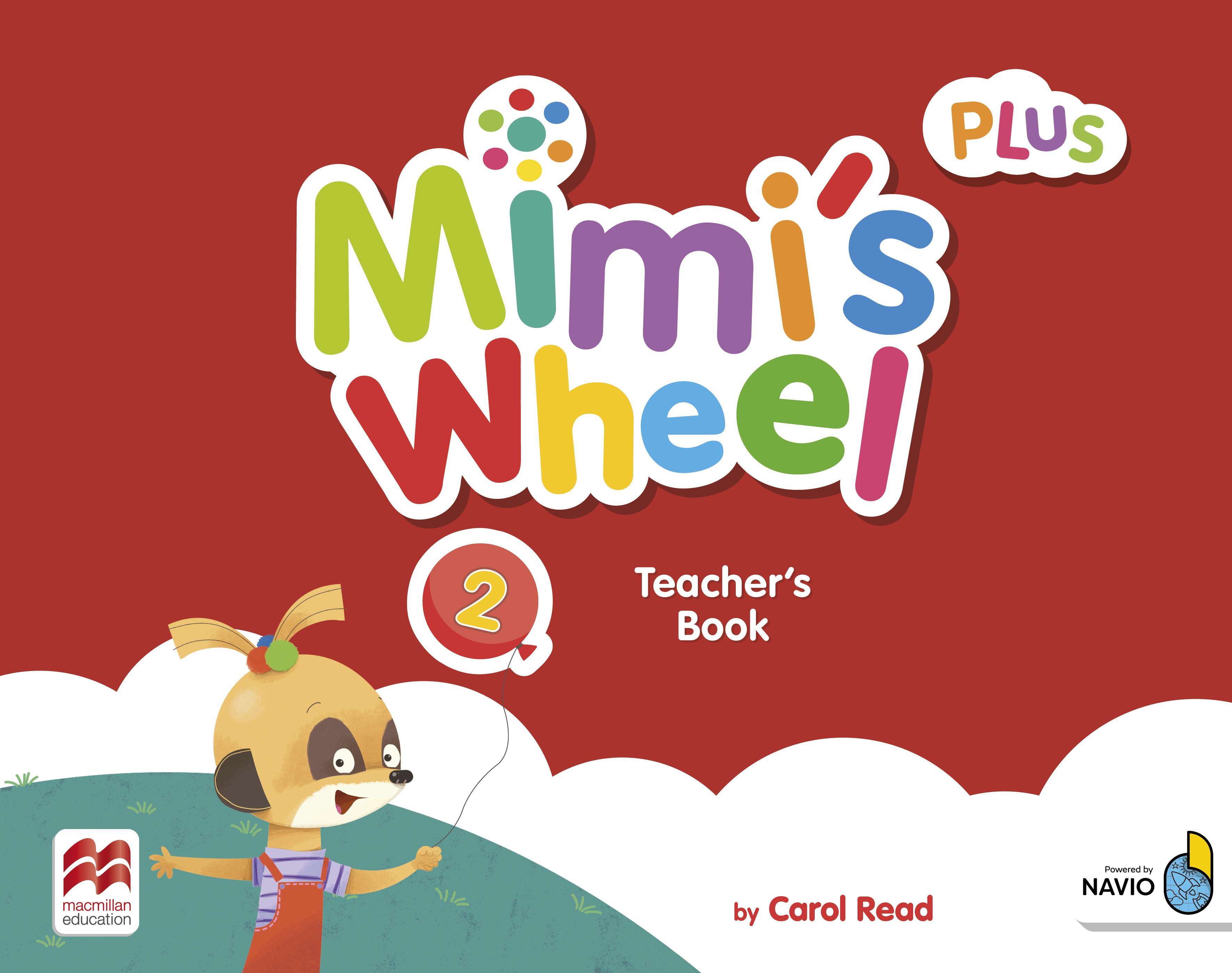 Mimi's Wheel Level 2 Teacher