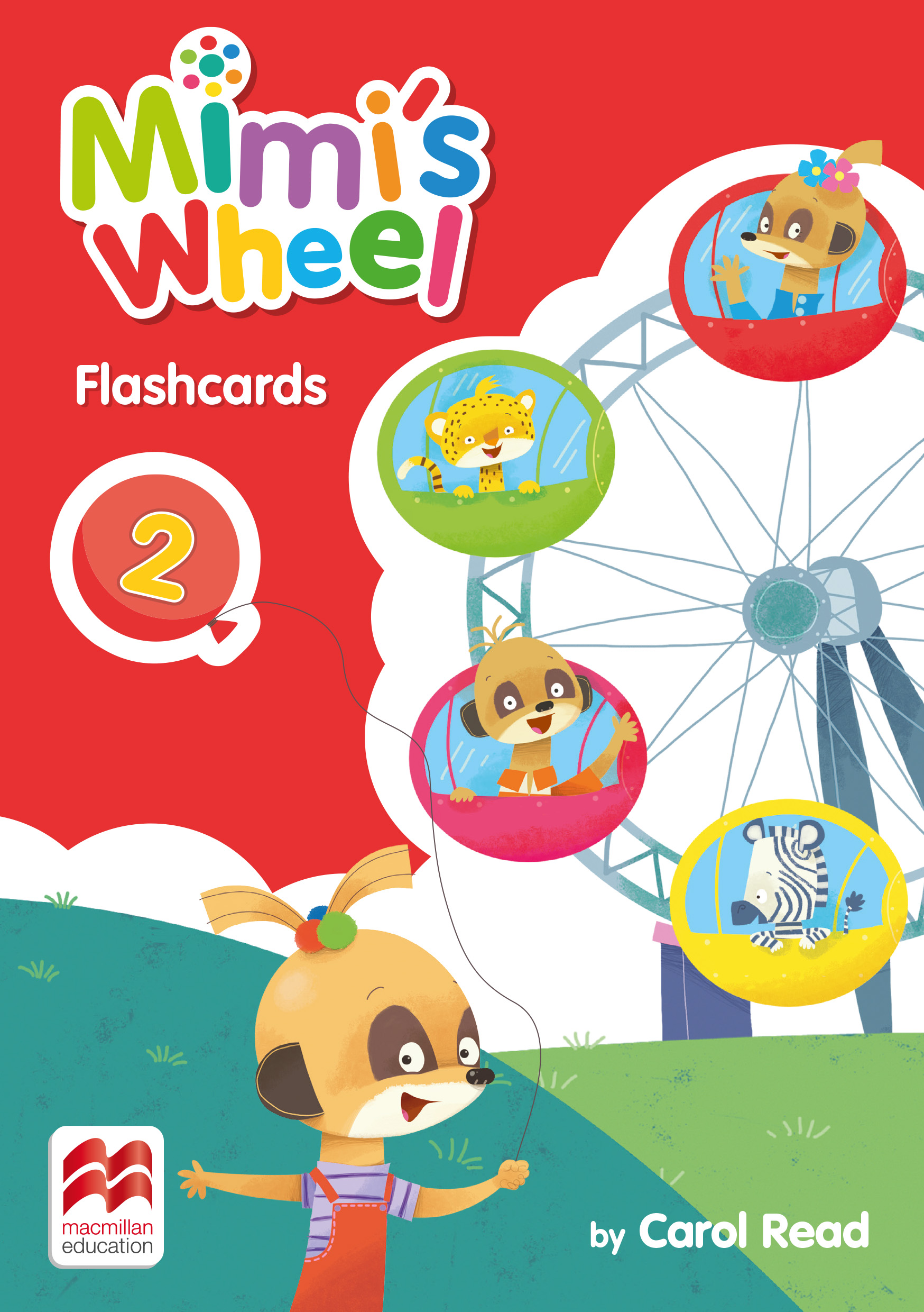 Mimi's Wheel Level 2 Flashcards