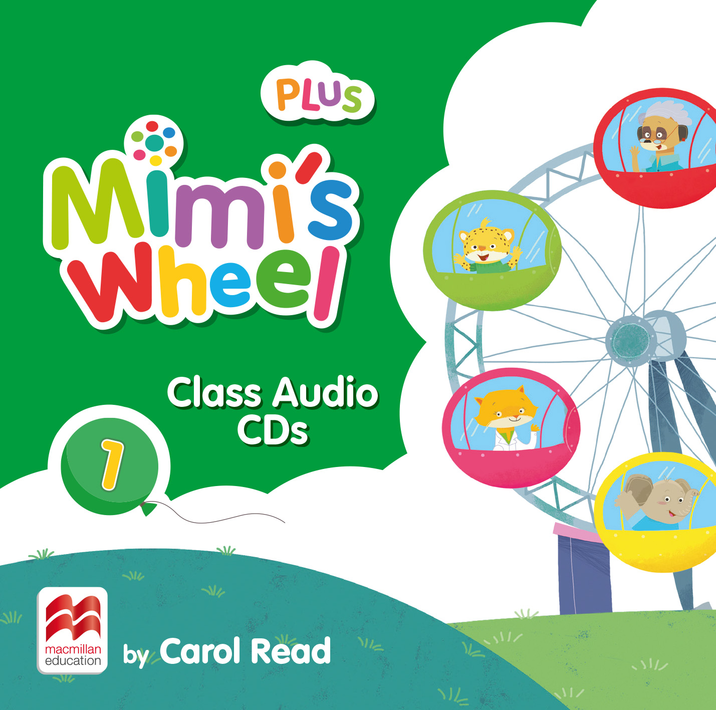 Mimi's Wheel Level 1 Audio CD Plus