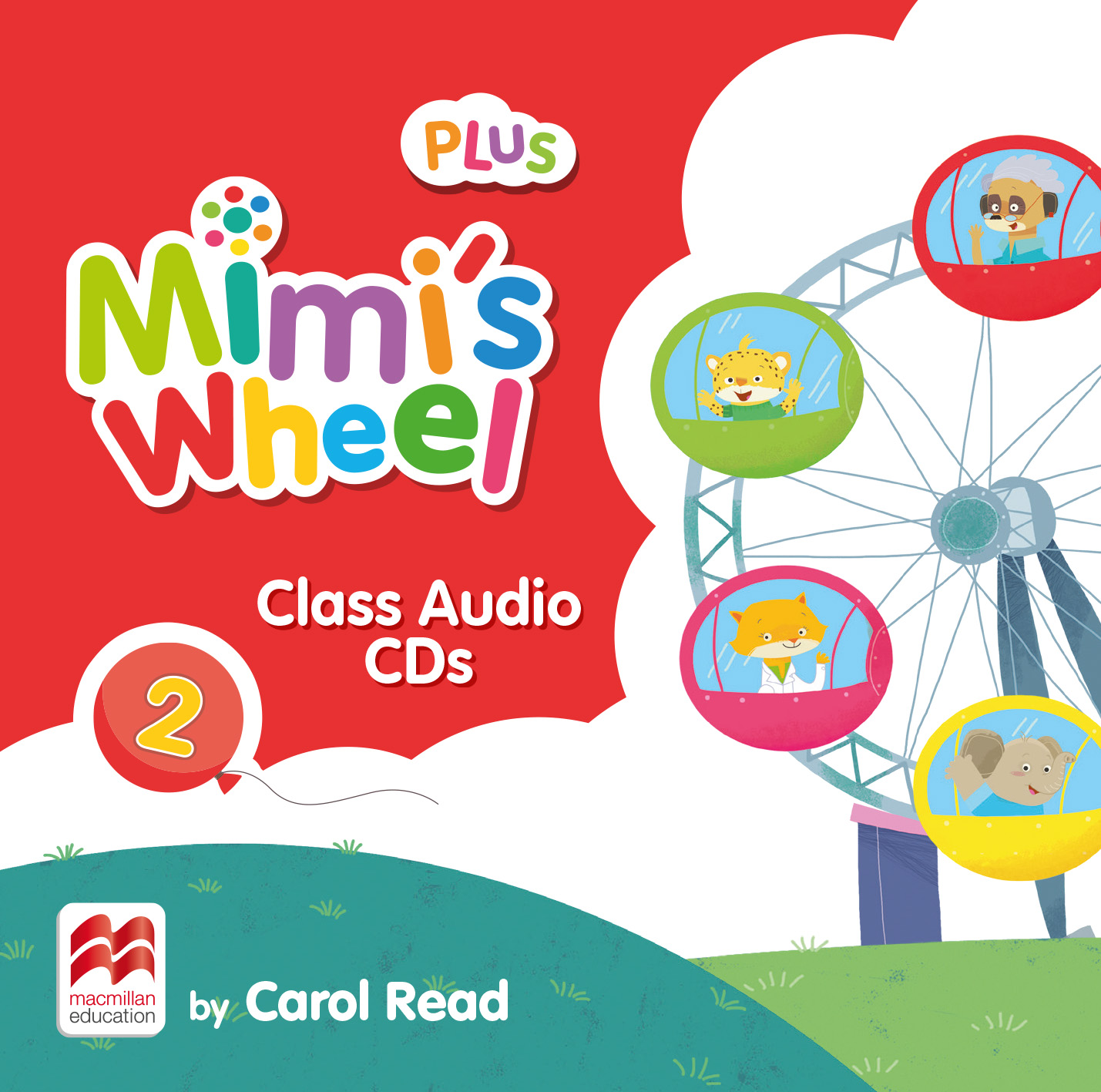 Mimi's Wheel Level 2 Audio CD Plus