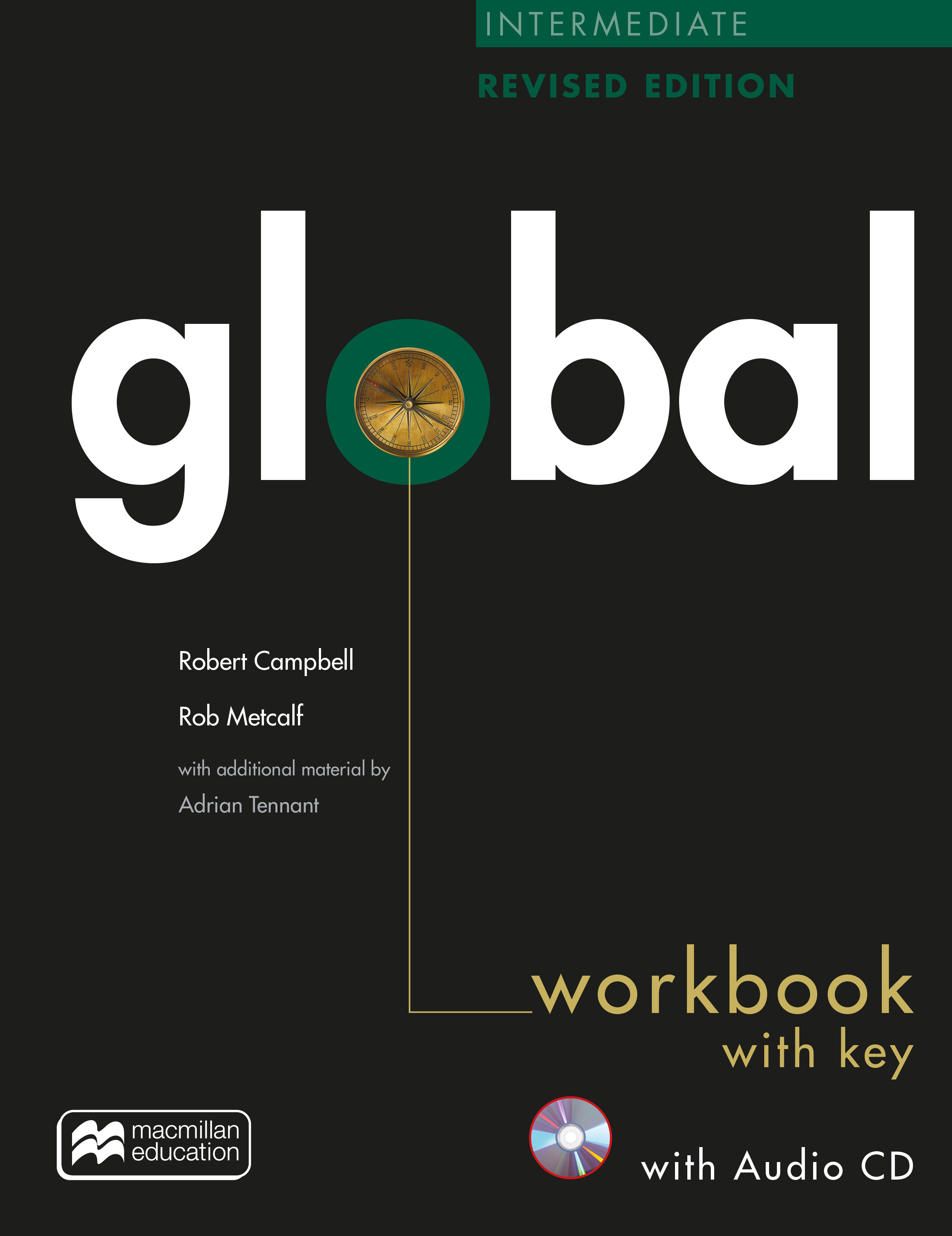 Intermediate Workbook with key + CD pack