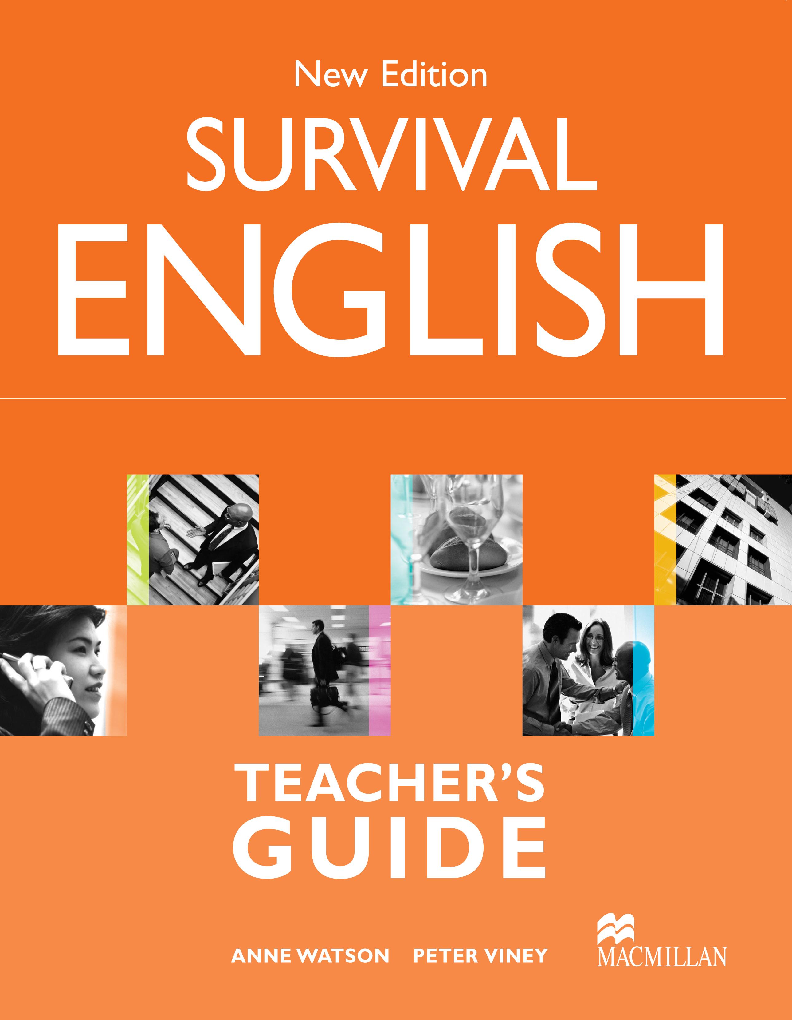 New Edition Survival English Teacher