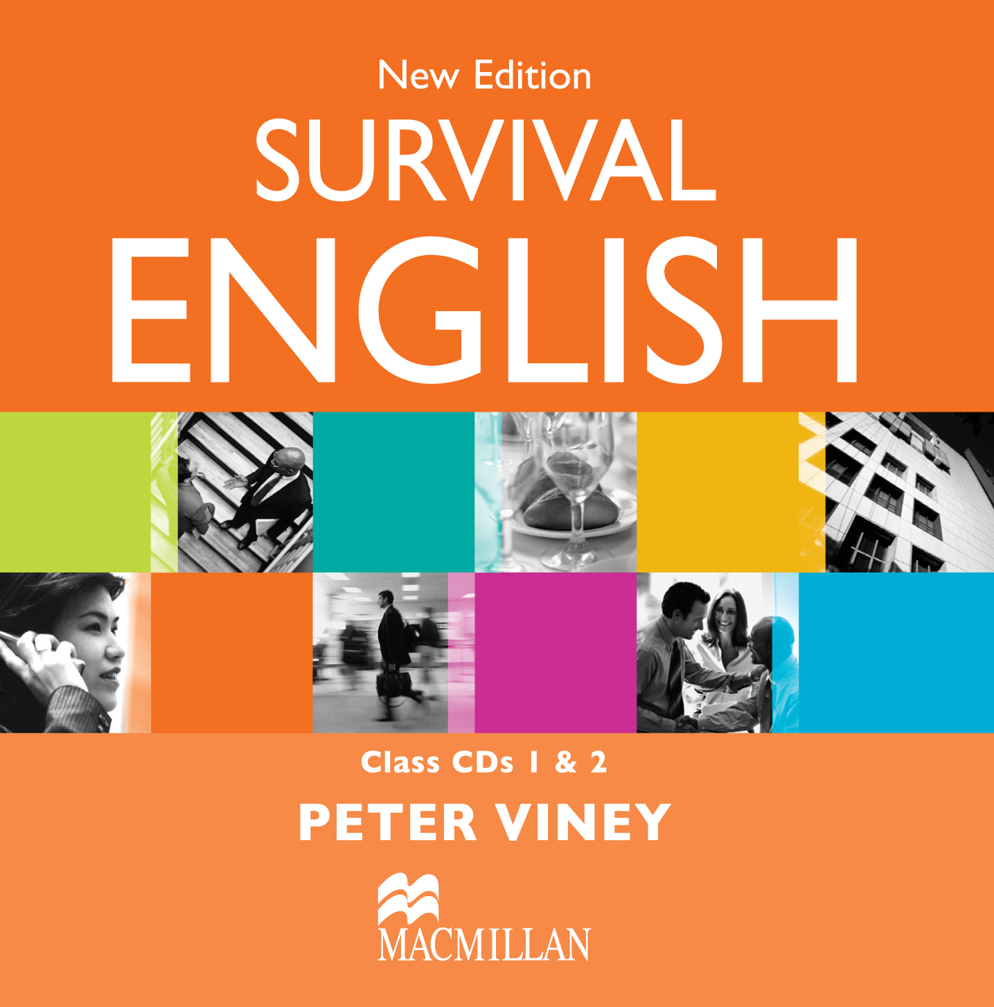 New Edition Survival English Audio CD