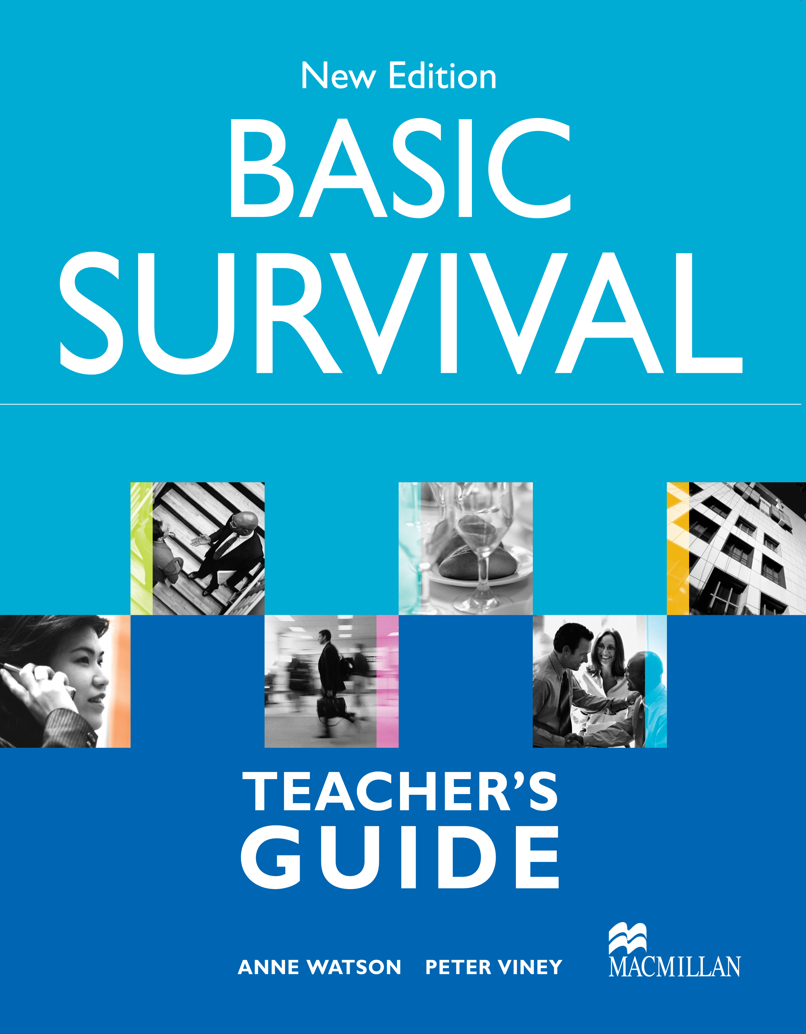 New Edition Basic Survival Teacher