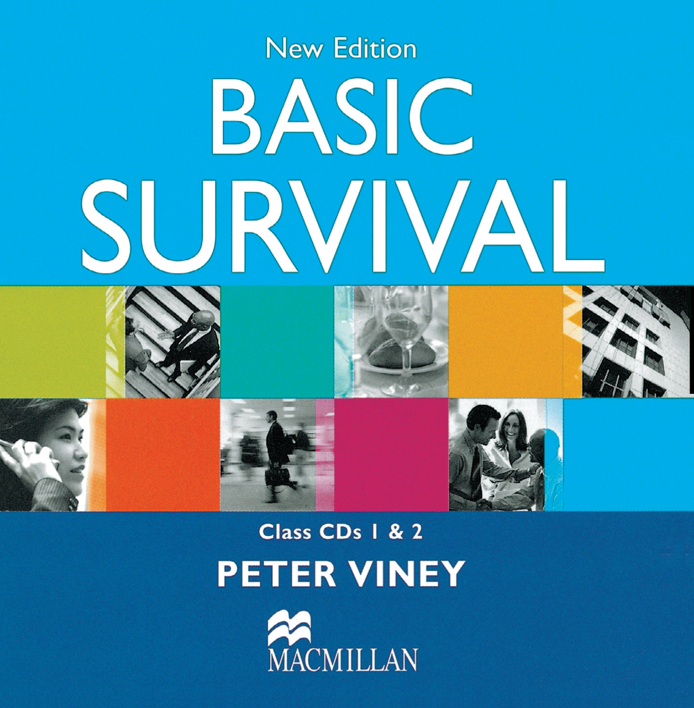 New Edition Basic Survival Audio CD