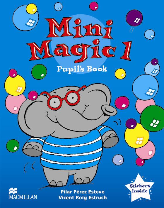 Mini Magic 1 Big Book