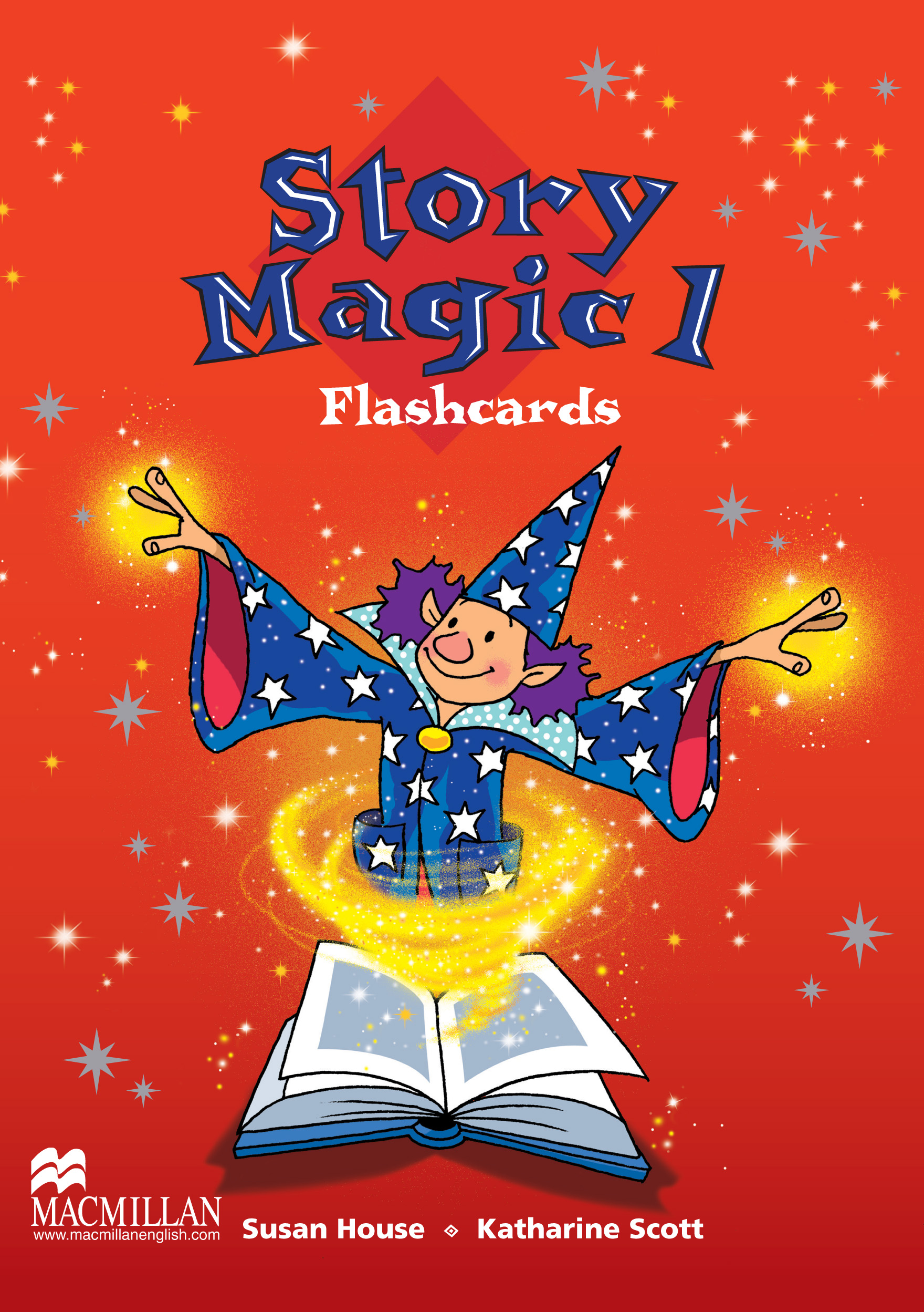 Story Magic 1 Flashcards