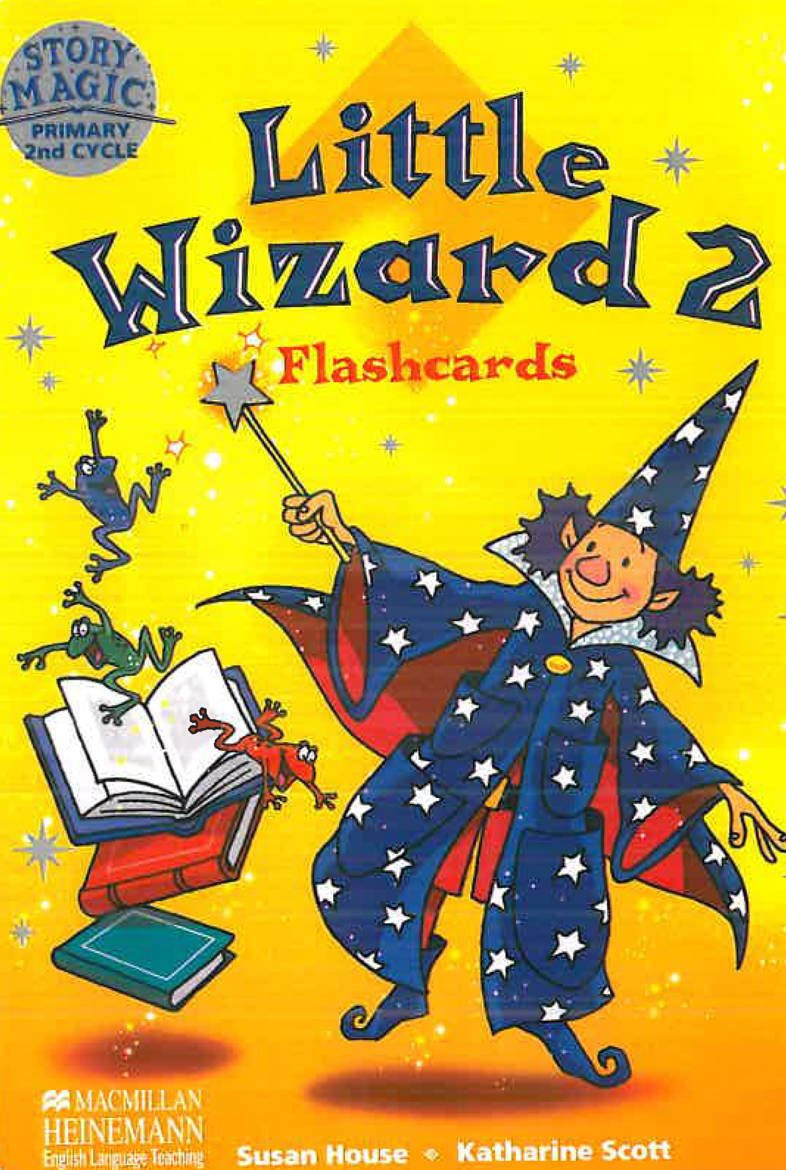 Story Magic 2 Flashcards