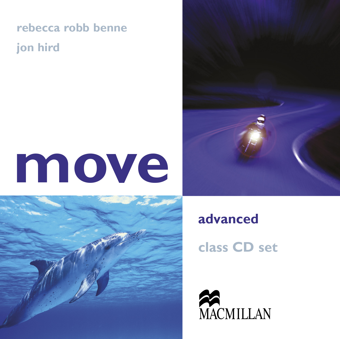 Move Advanced Class Audio CDs