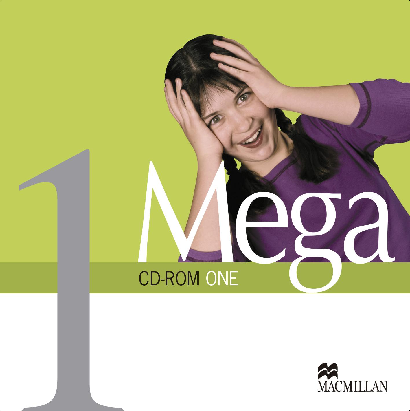 Mega 1 CD-ROM