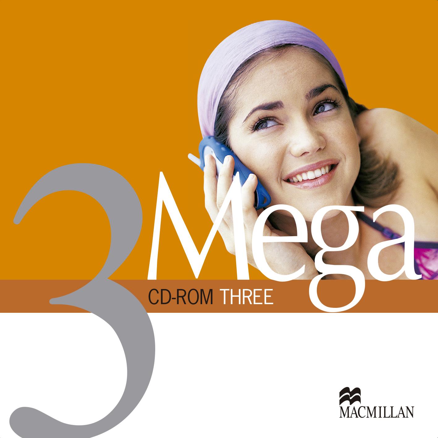 Mega 3 CD-ROM