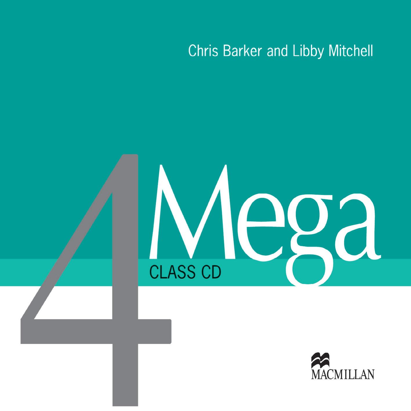 Mega 4 Class CDs