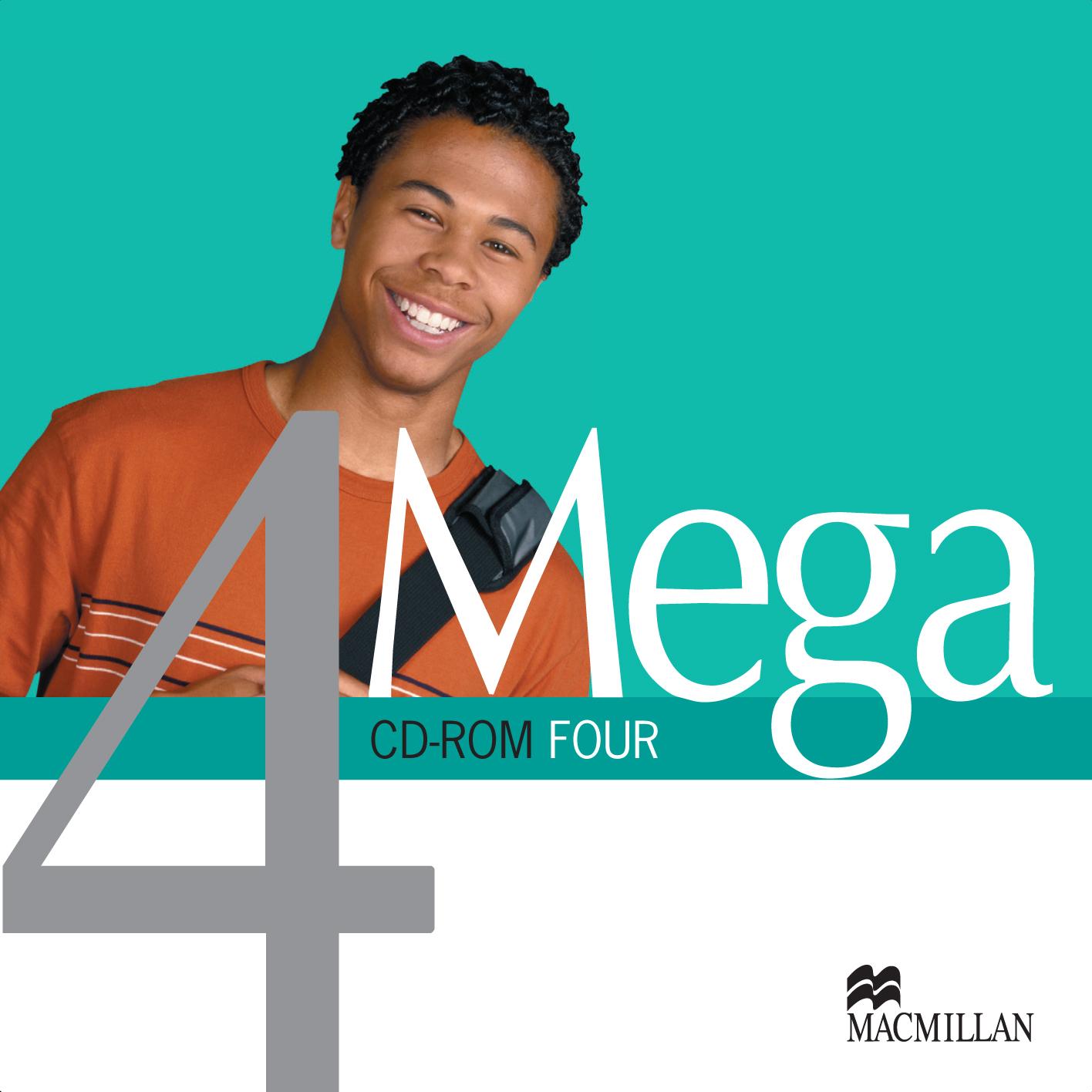 Mega 4 CD-ROM