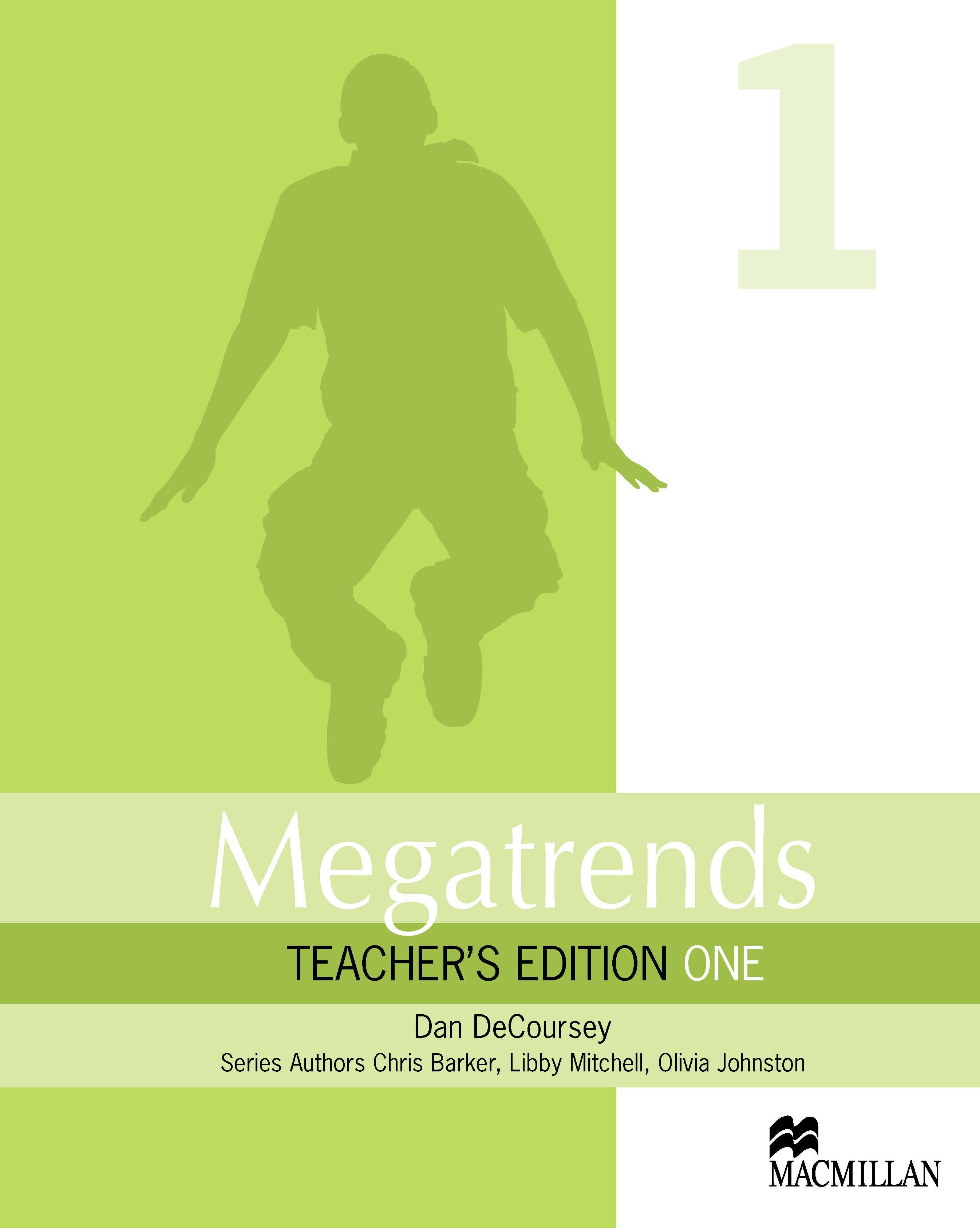 Megatrends 1 Teacher