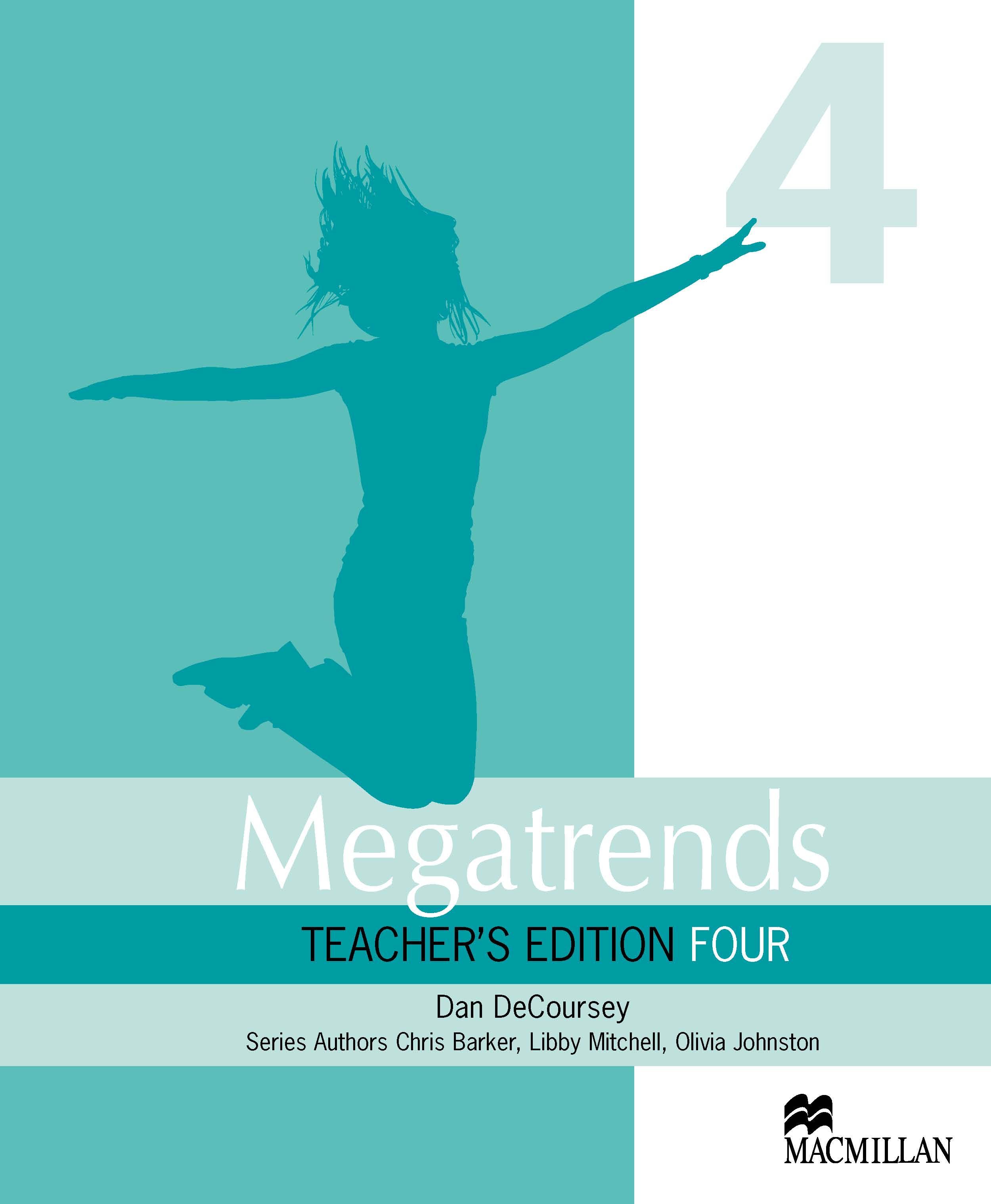 Megatrends 4 Teacher