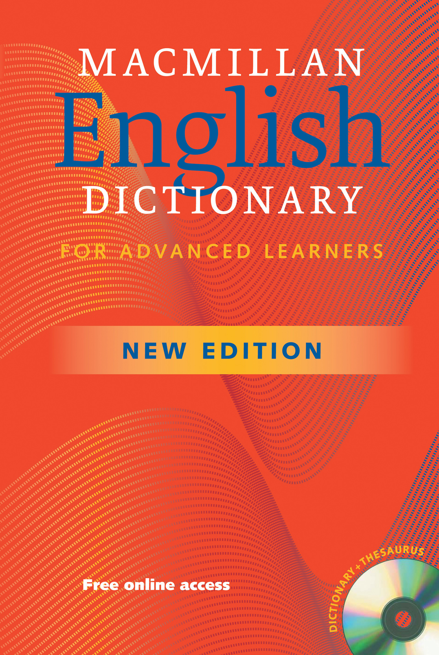 Macmillan English Dictionary & CD-ROM Pack British English
