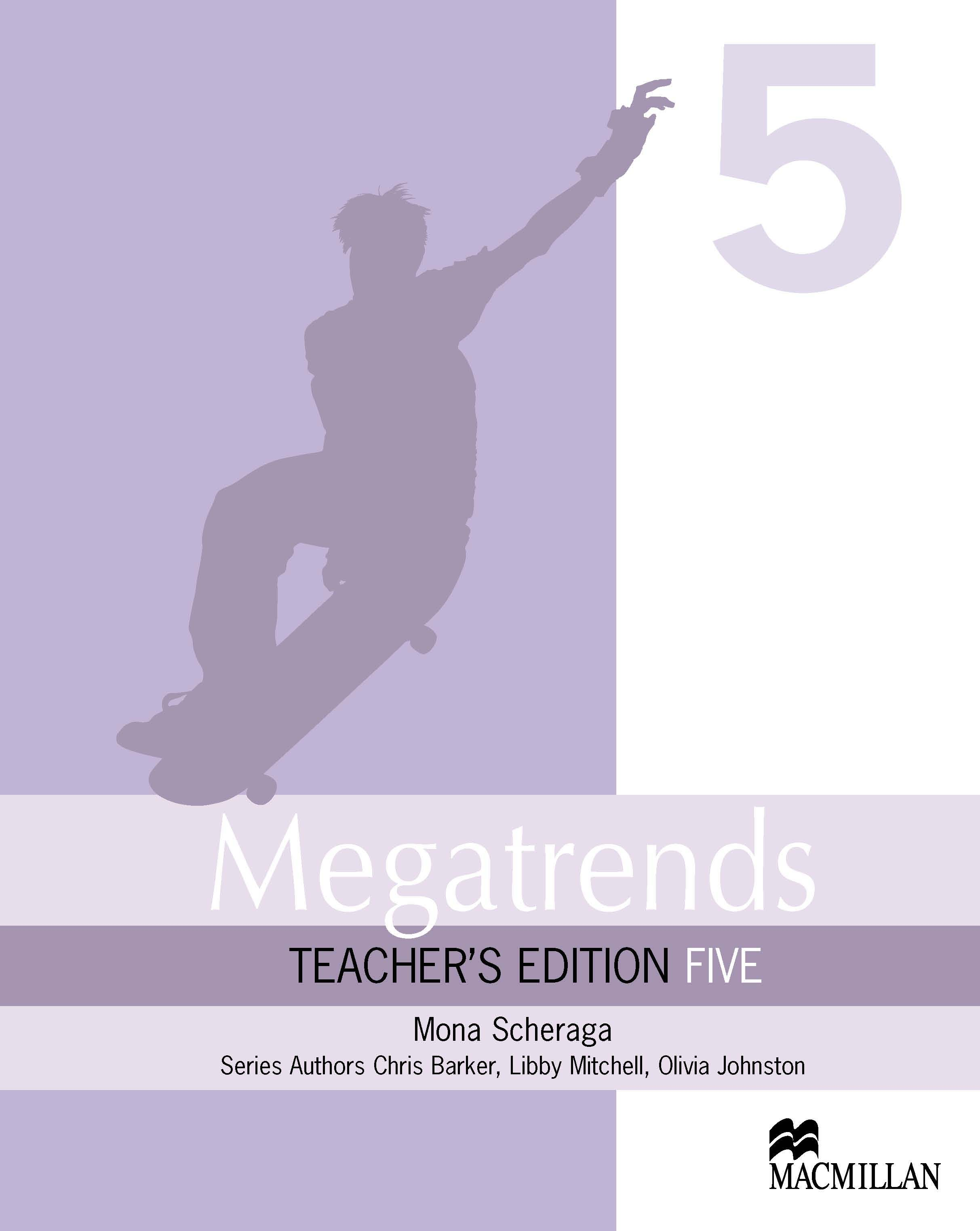 Megatrends 5 Teacher