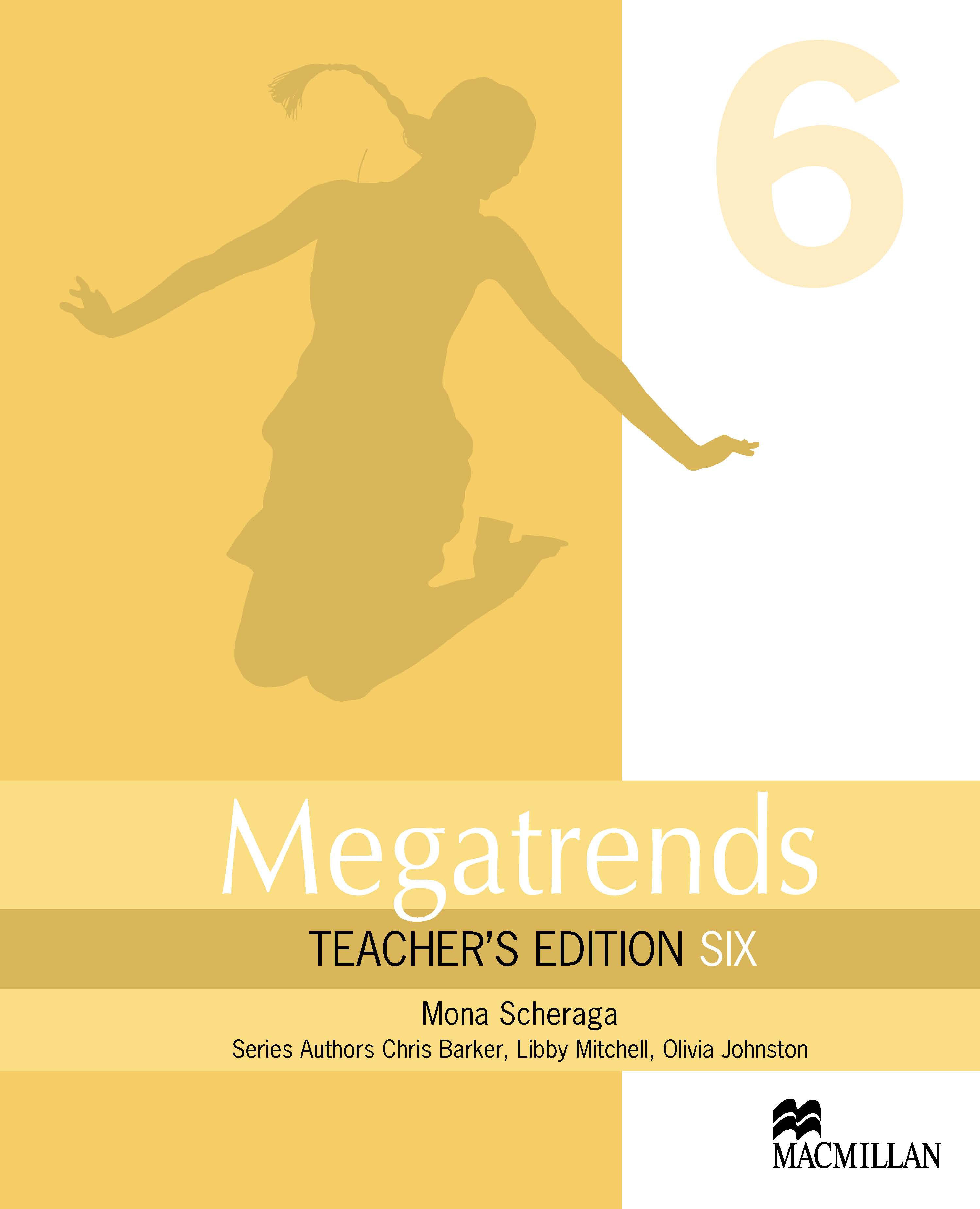 Megatrends 6 Teacher
