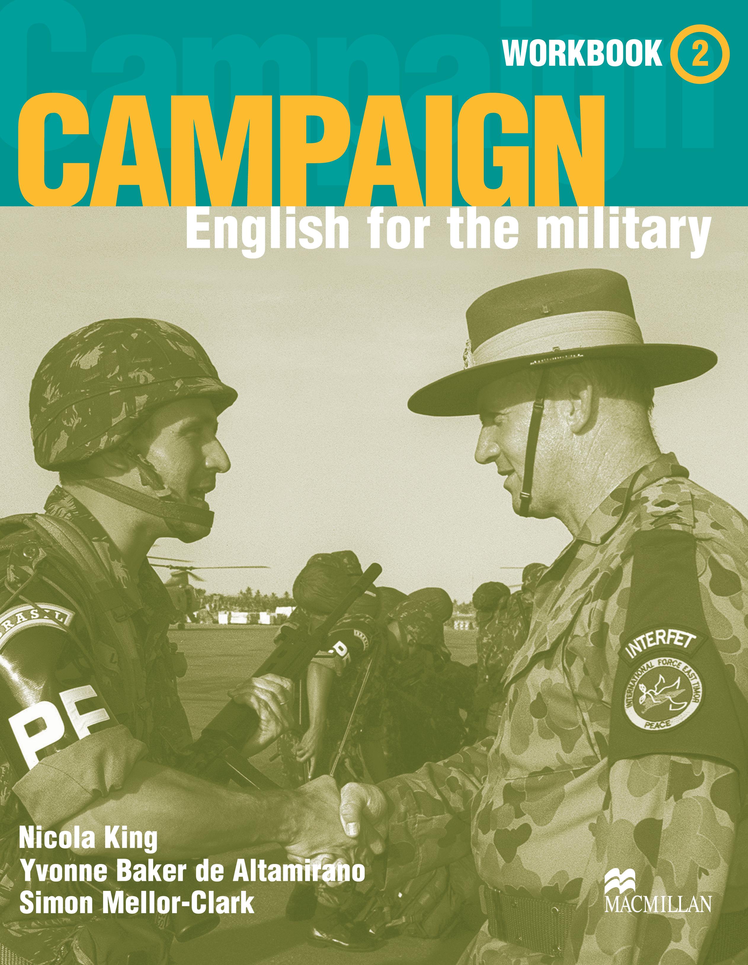 Campaign 2 Workbook Pack