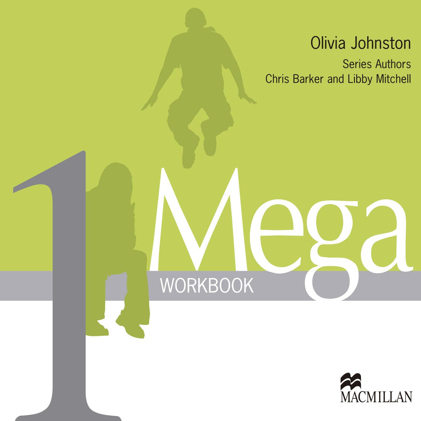Mega 1 Workbook Audio CD