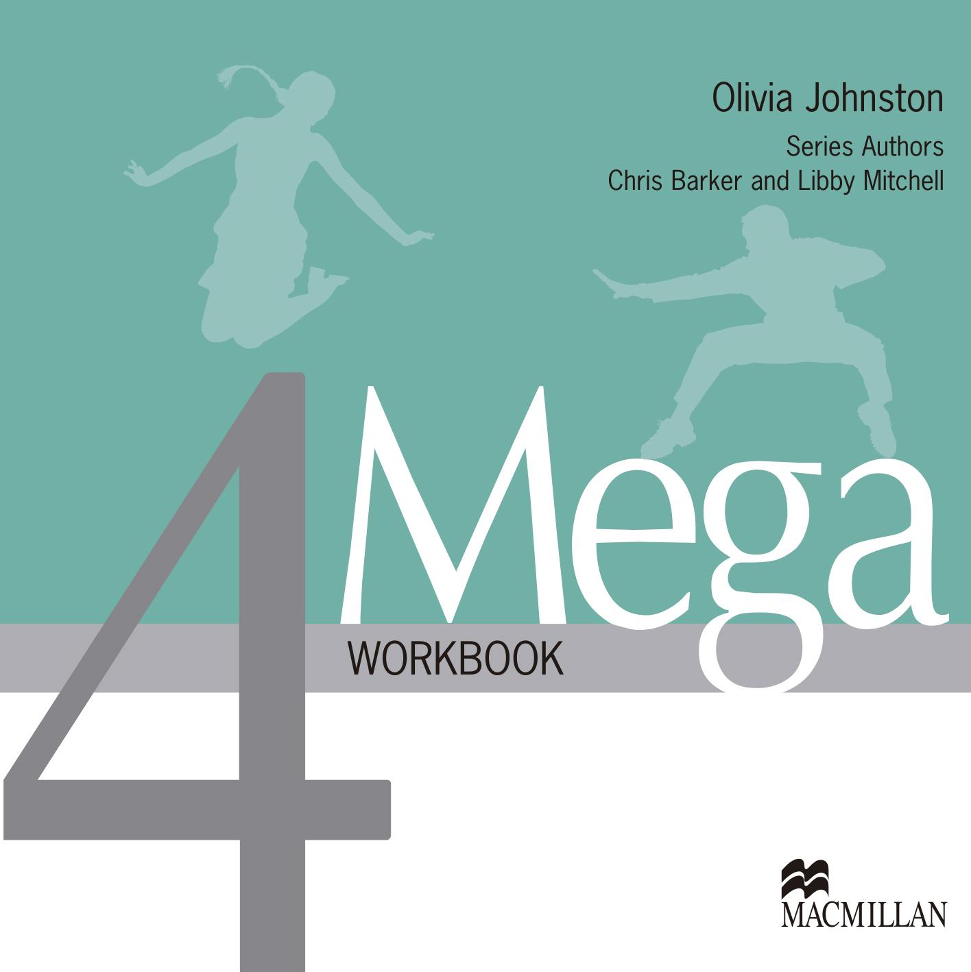 Mega 4 Workbook Audio CD