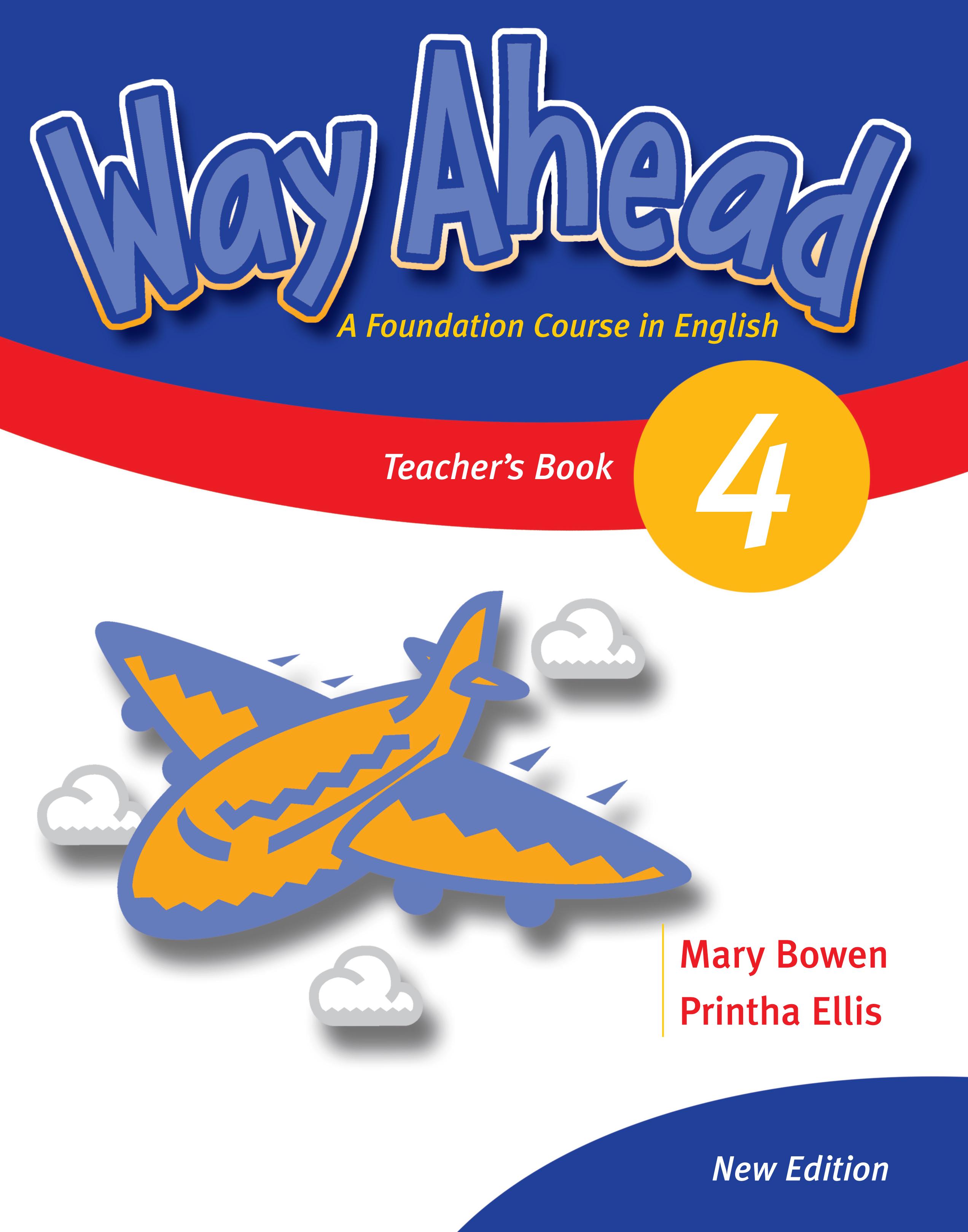 Way Ahead 4 Teacher