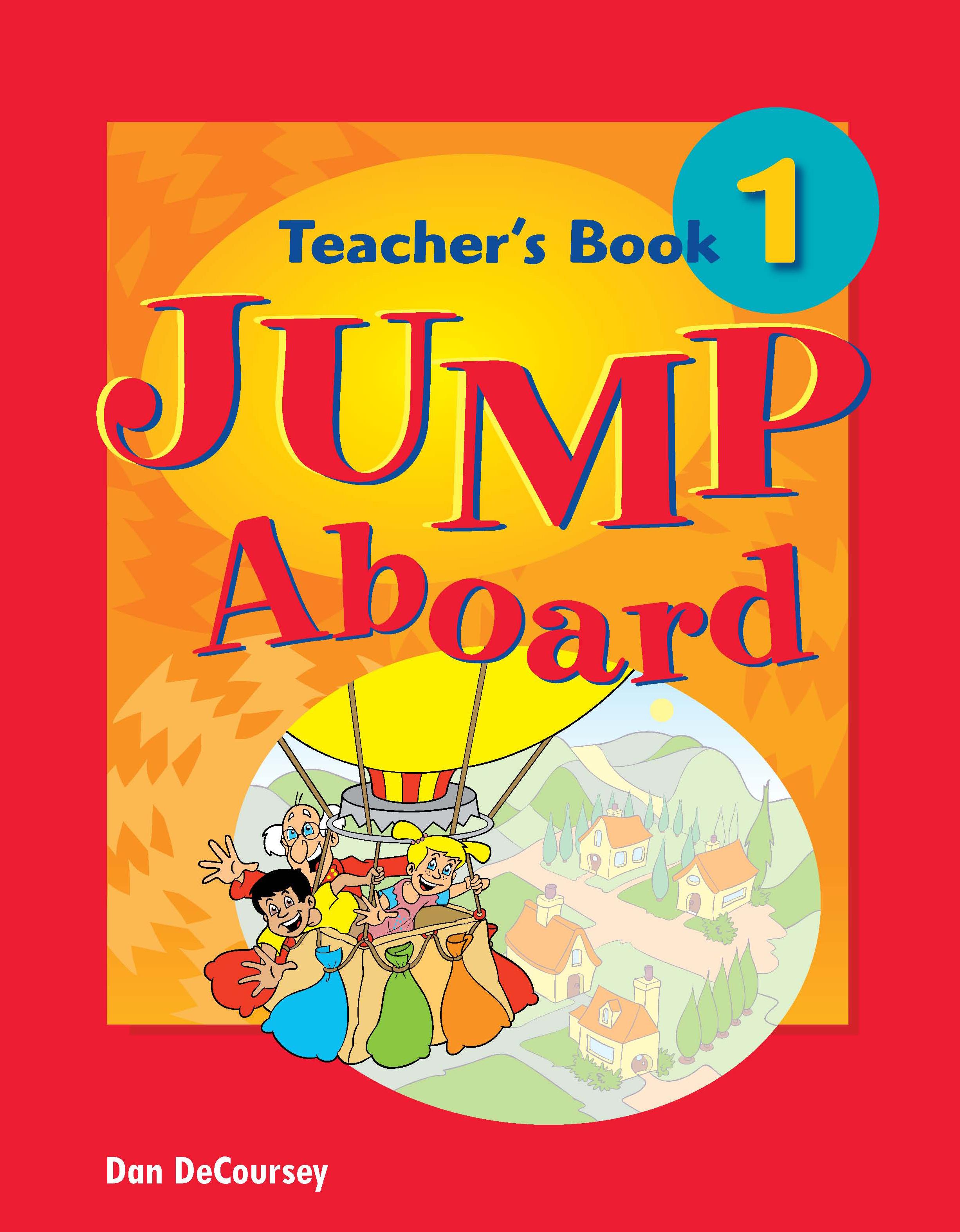 Jump Aboard 1 Teacher