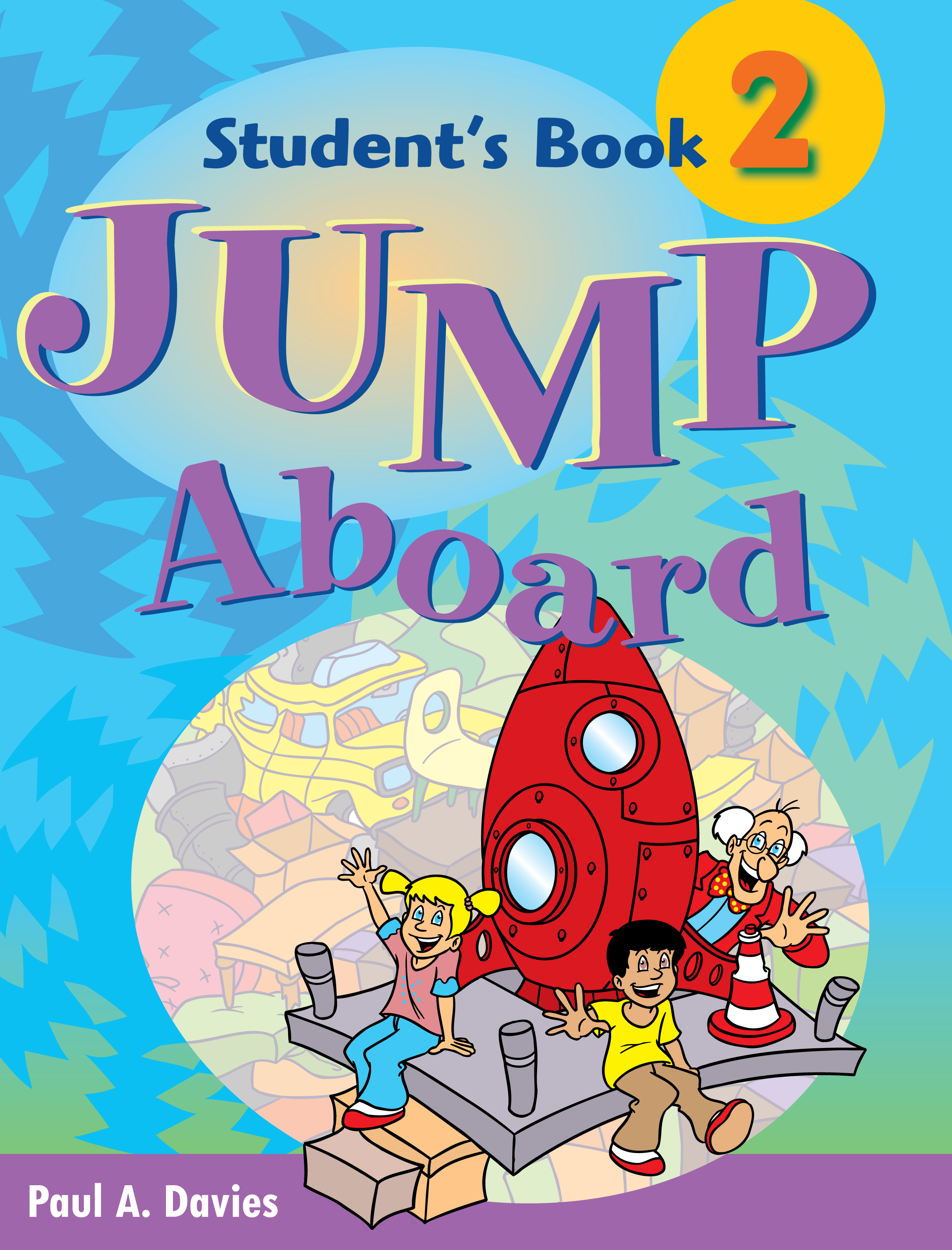 Jump Aboard 2 Student
