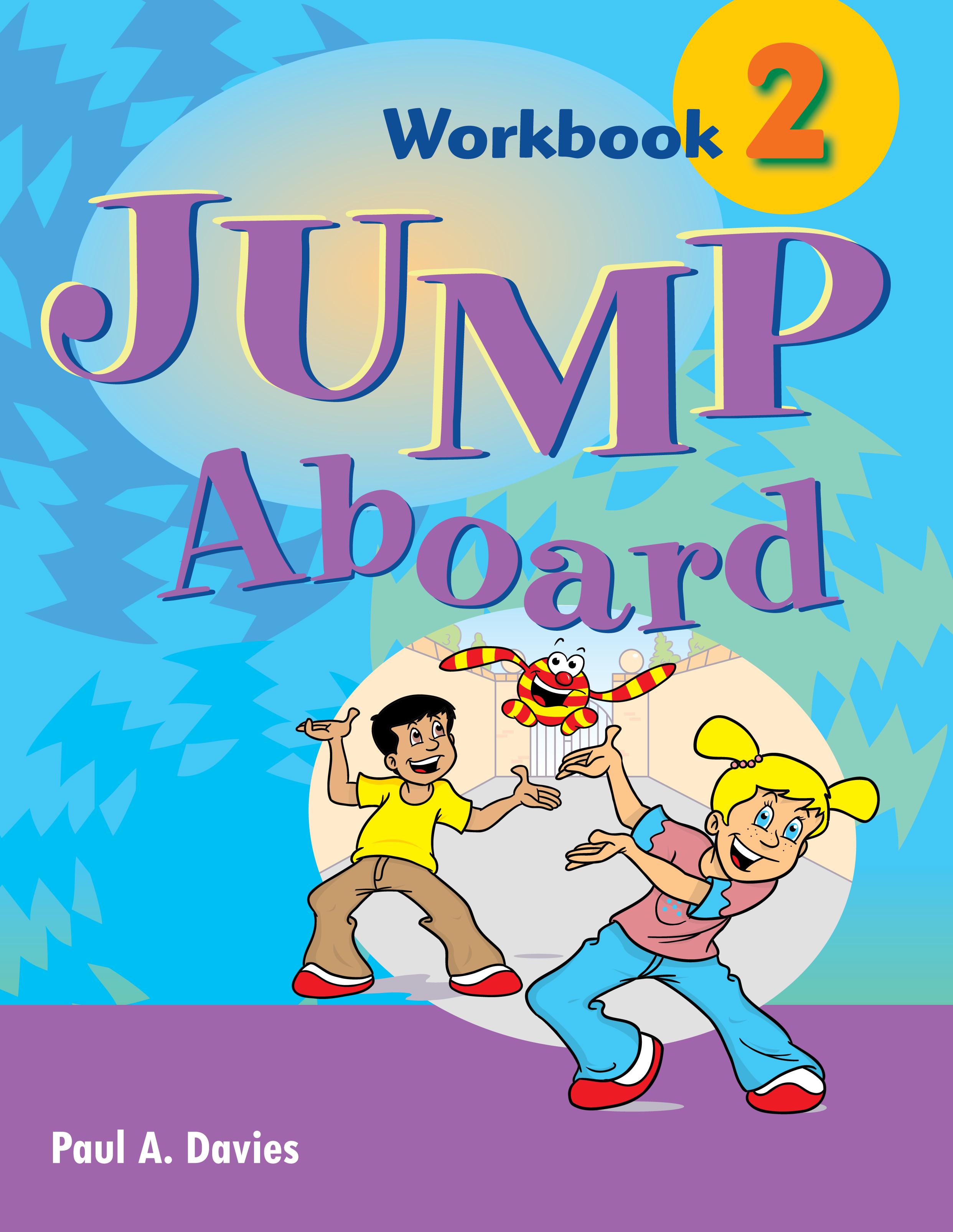 Jump Aboard 2 Workbook