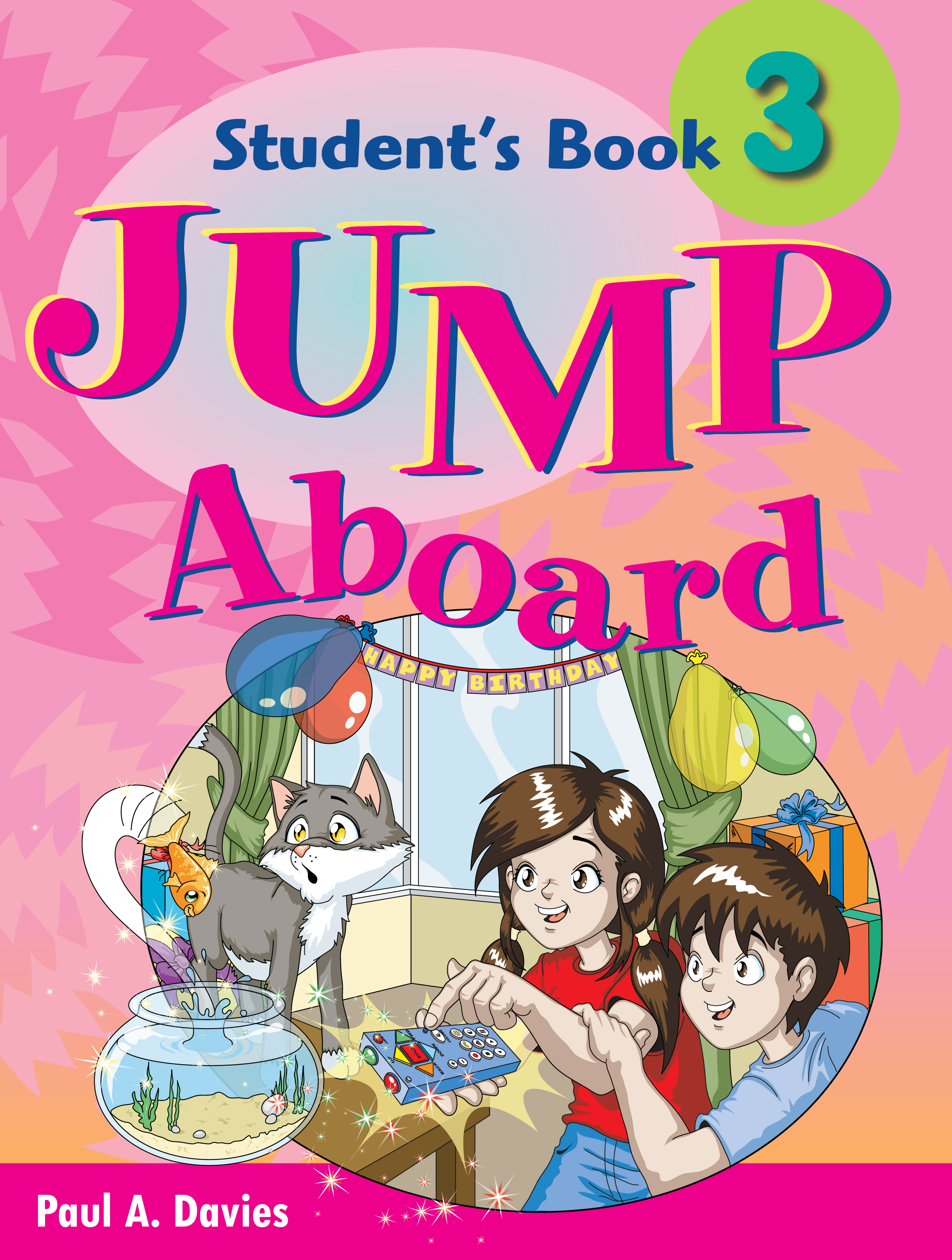 Jump Aboard 3 Student