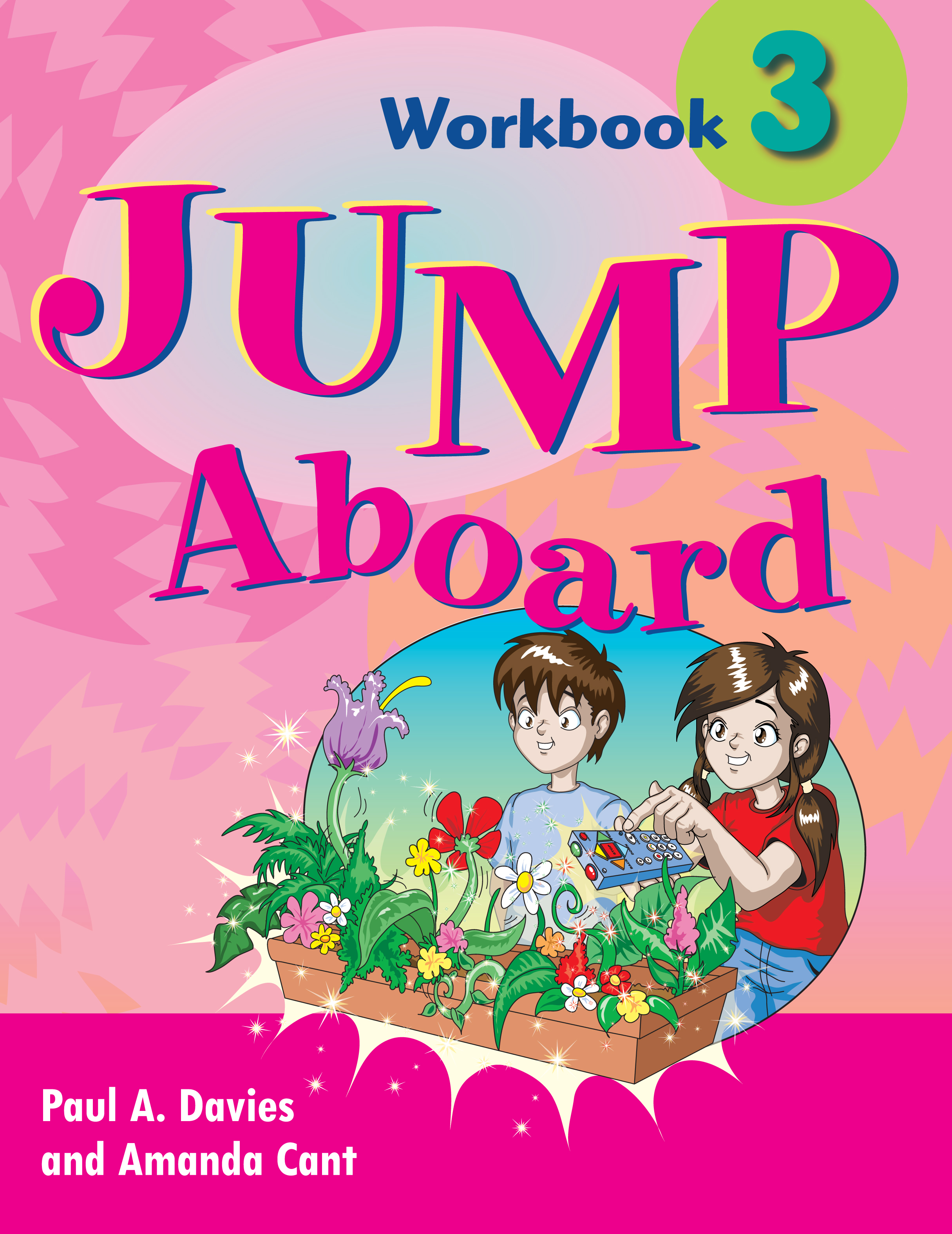 Jump Aboard 3 Workbook