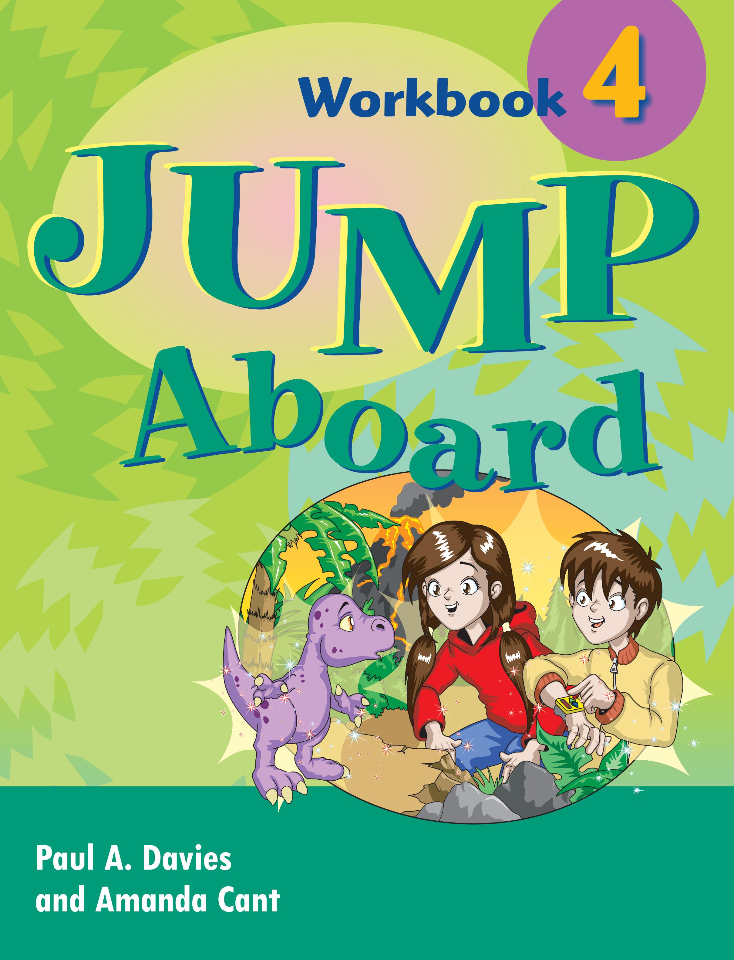 Jump Aboard 4 Workbook