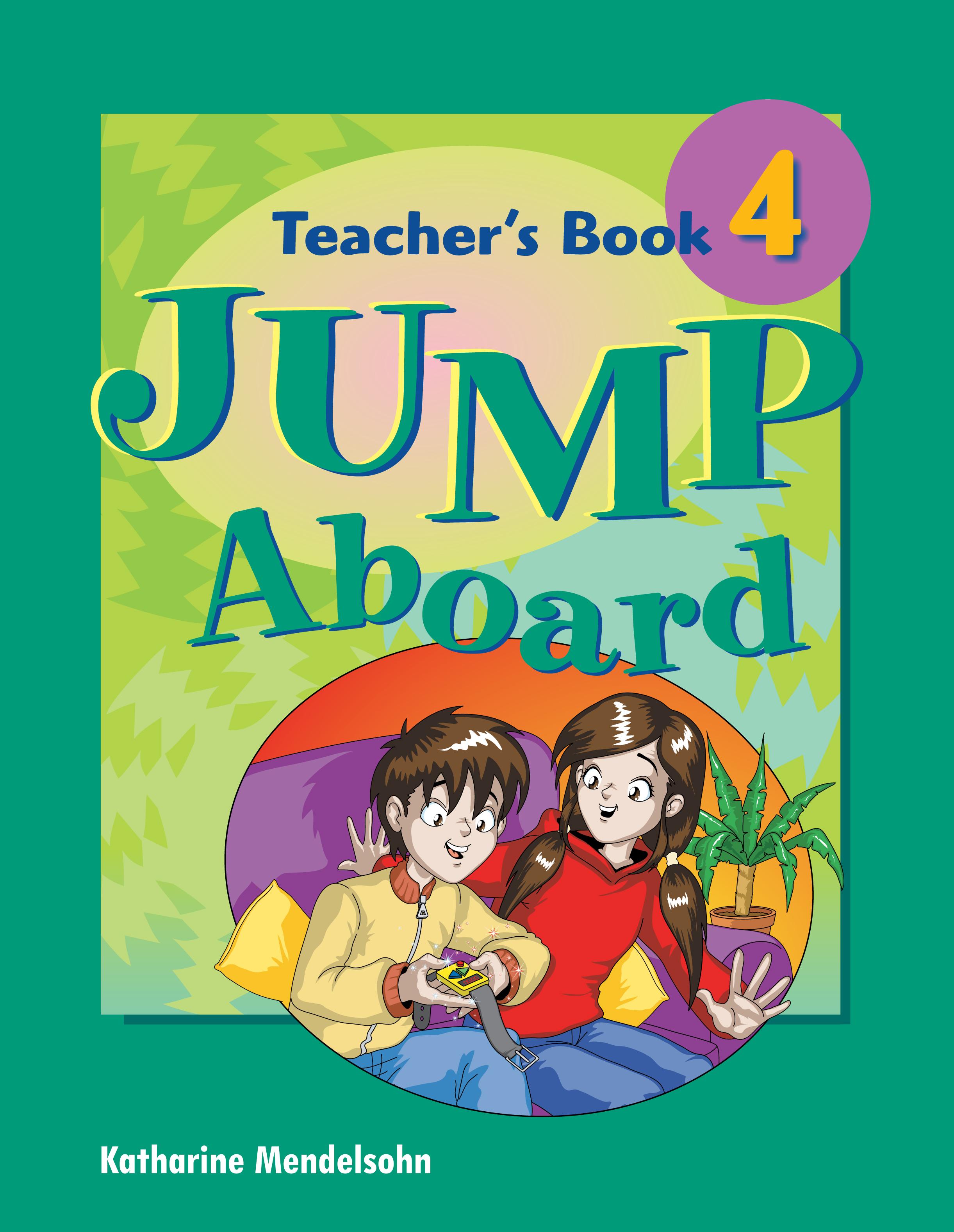 Jump Aboard 4 Teacher