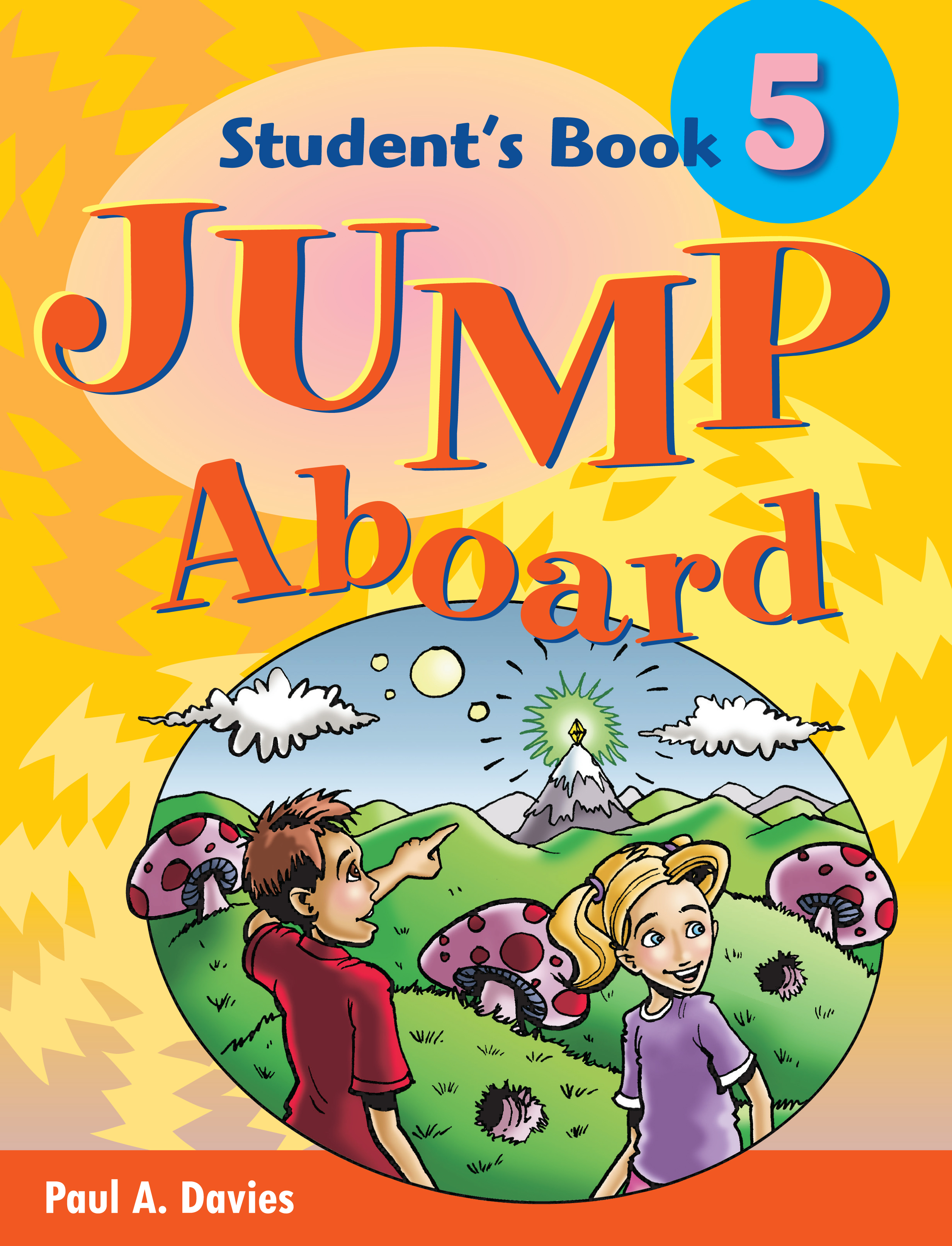 Jump Aboard 5 Student