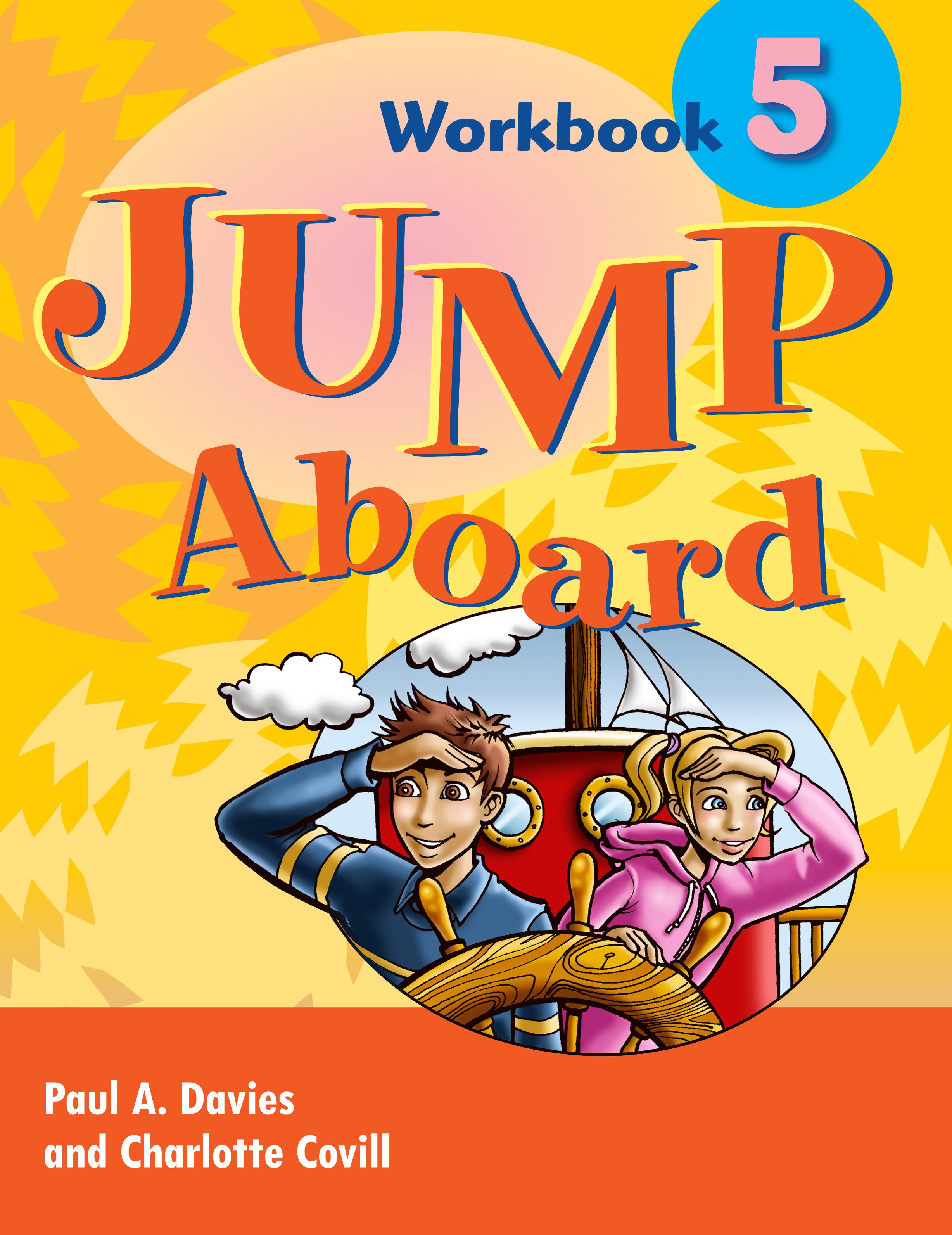 Jump Aboard 5 Workbook