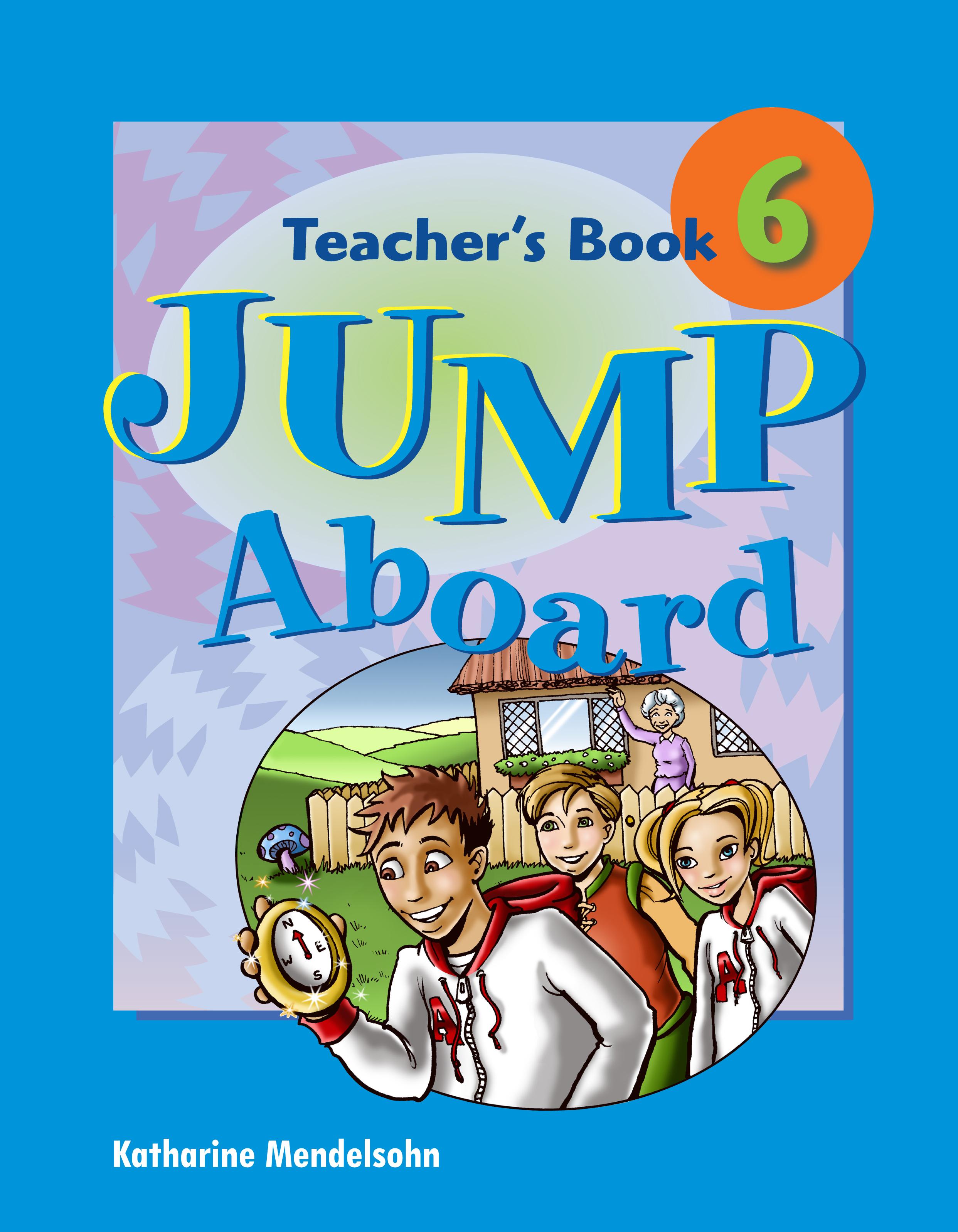 Jump Aboard 6 Teacher