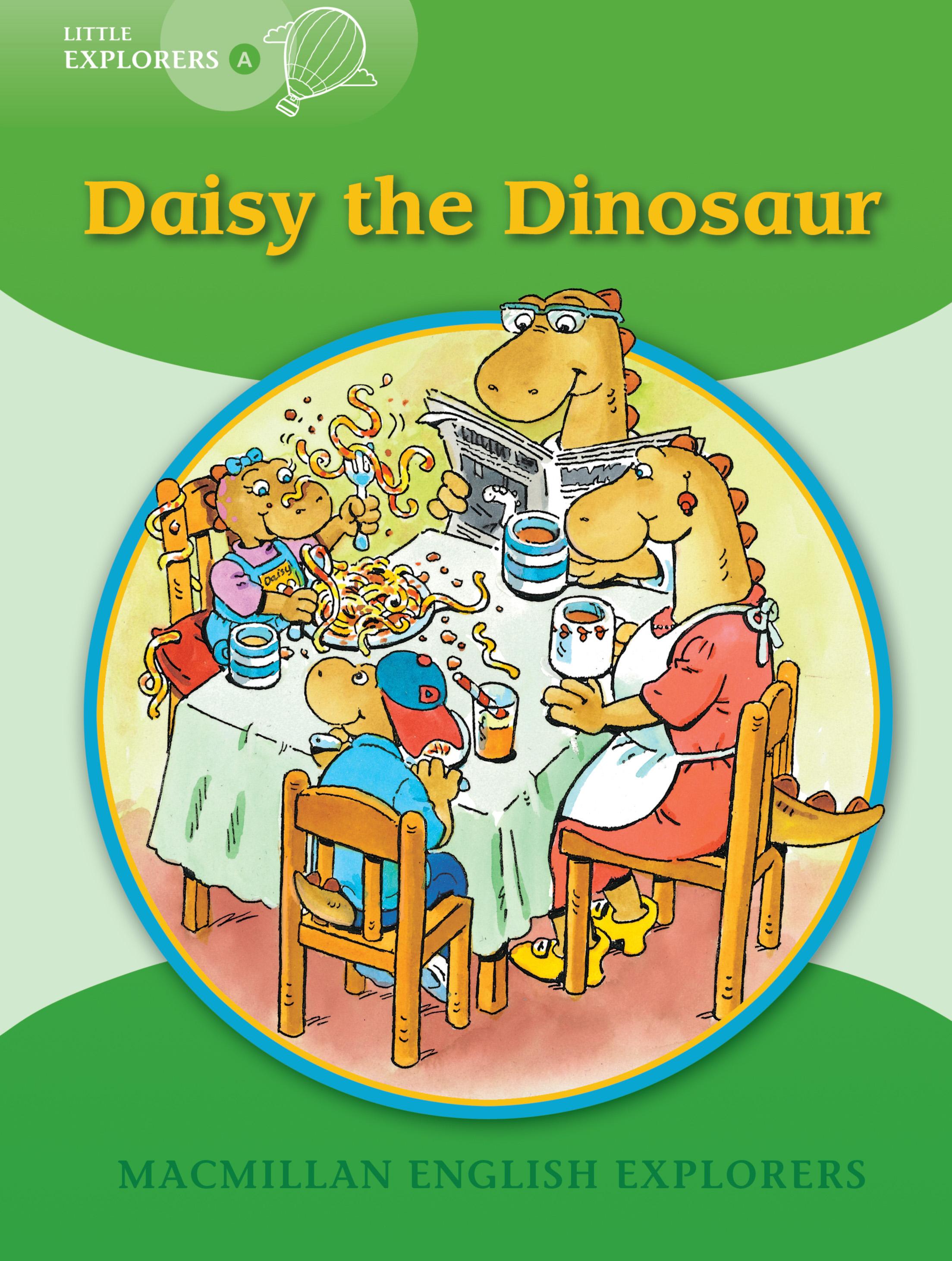 Little Explorers A: Daisy the Dinosaur