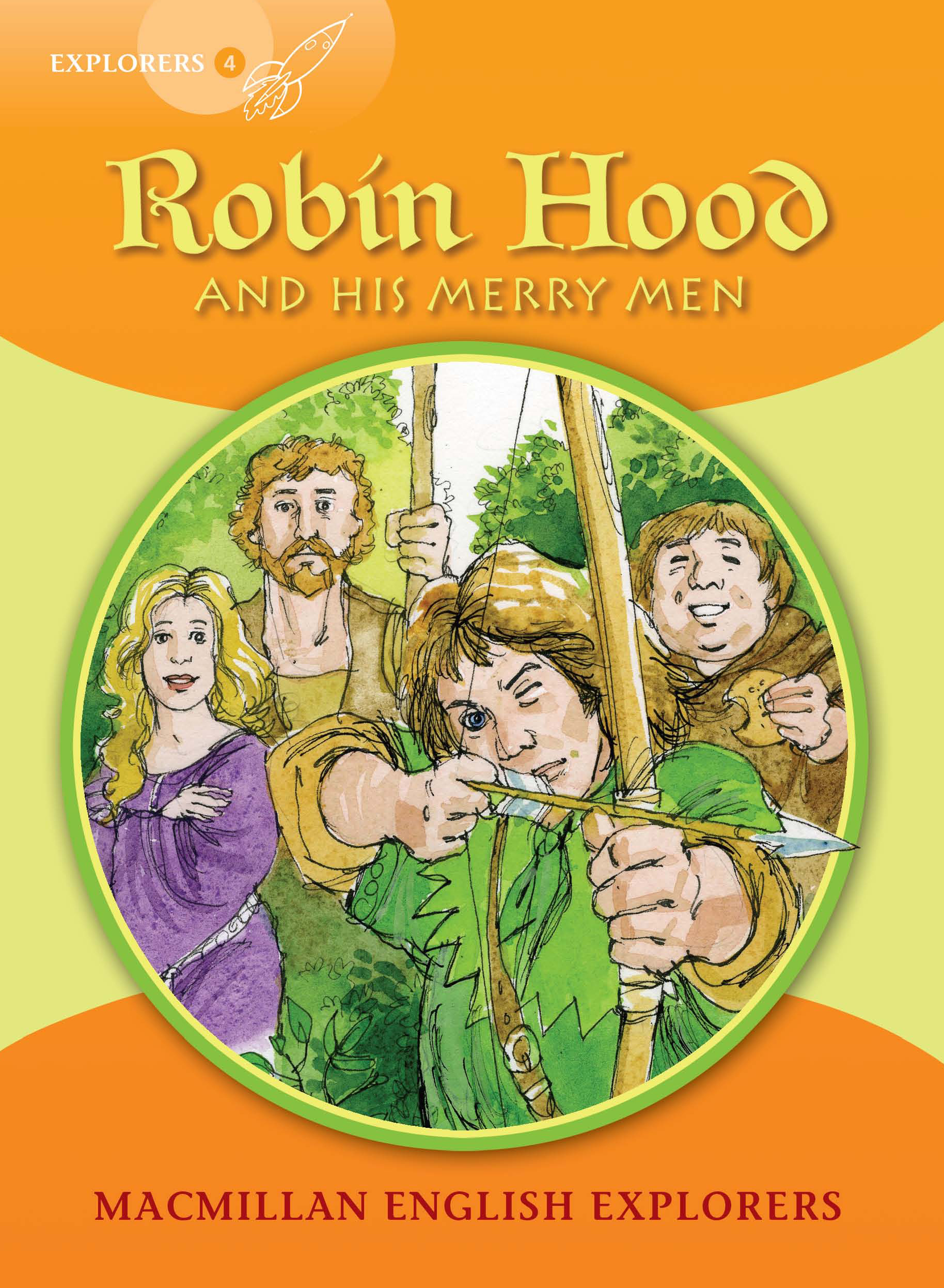 Explorers 4: Robin Hood and his Merry Men
