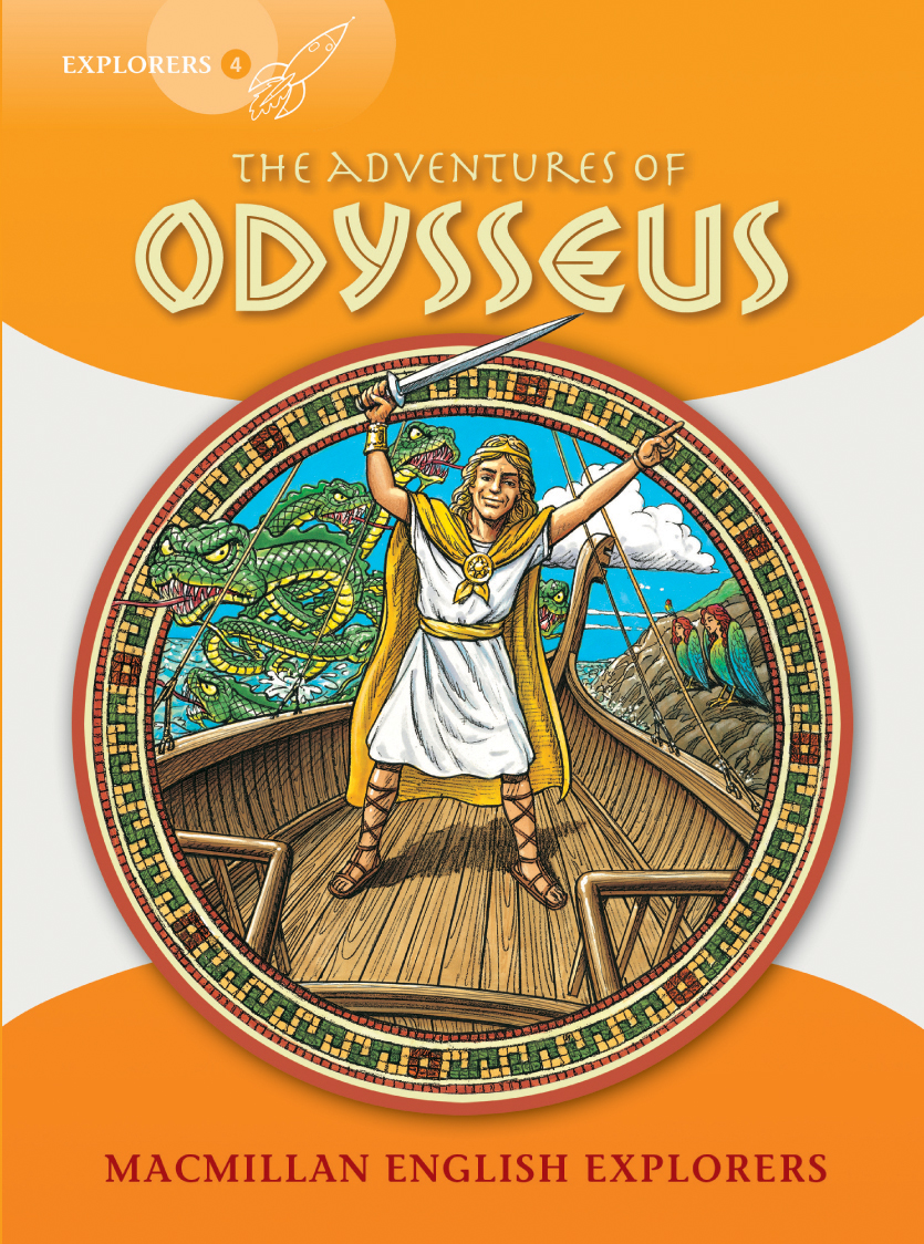 Explorers 4: The Adventures of Odysseus