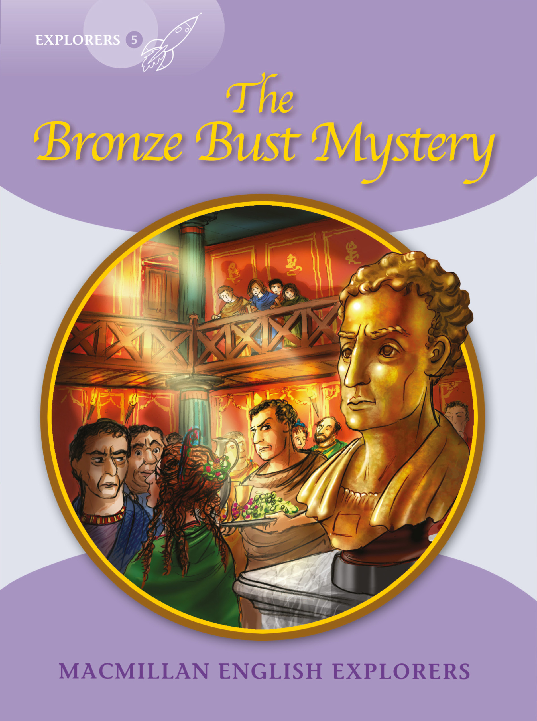 Explorers 5: The Bronze Bust Mystery