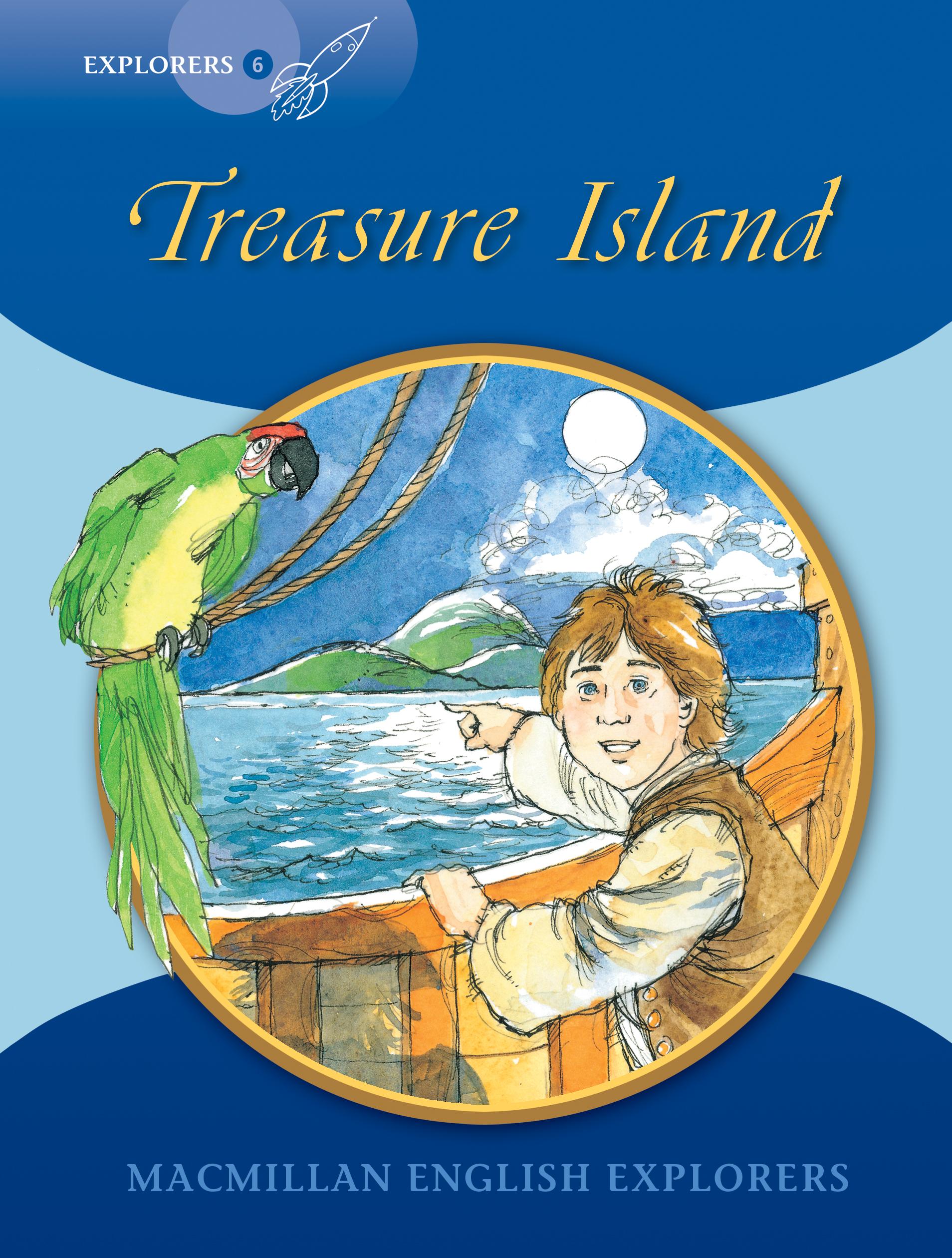 Explorers 6: Treasure Island