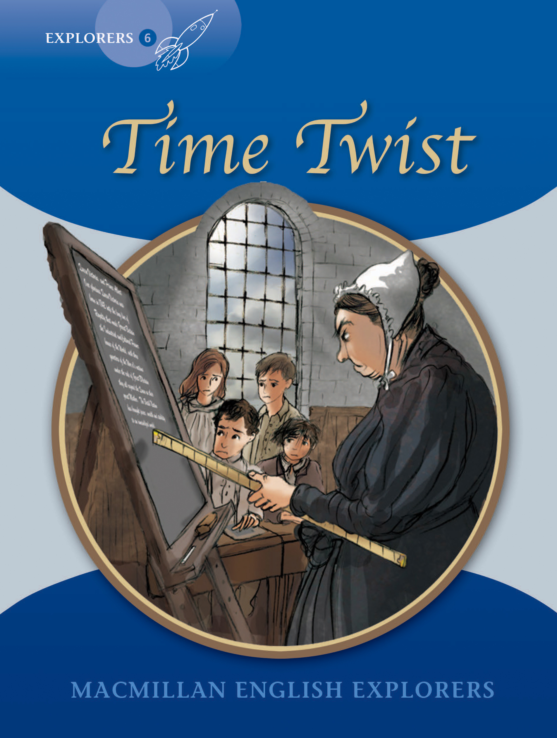 Explorers 6: Time Twist