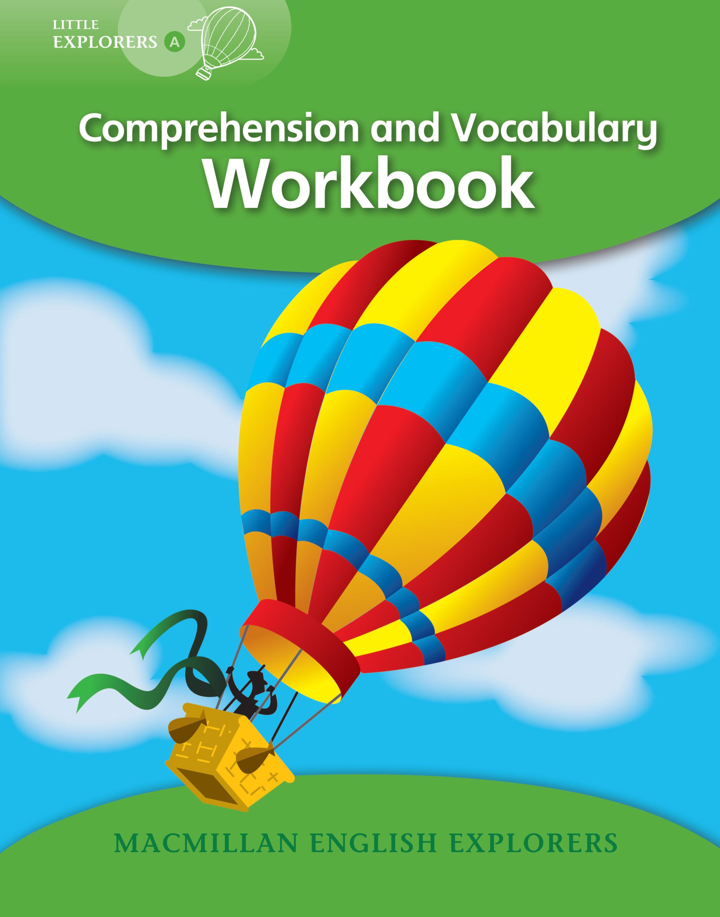 Little Explorers A: Comprehension Workbook
