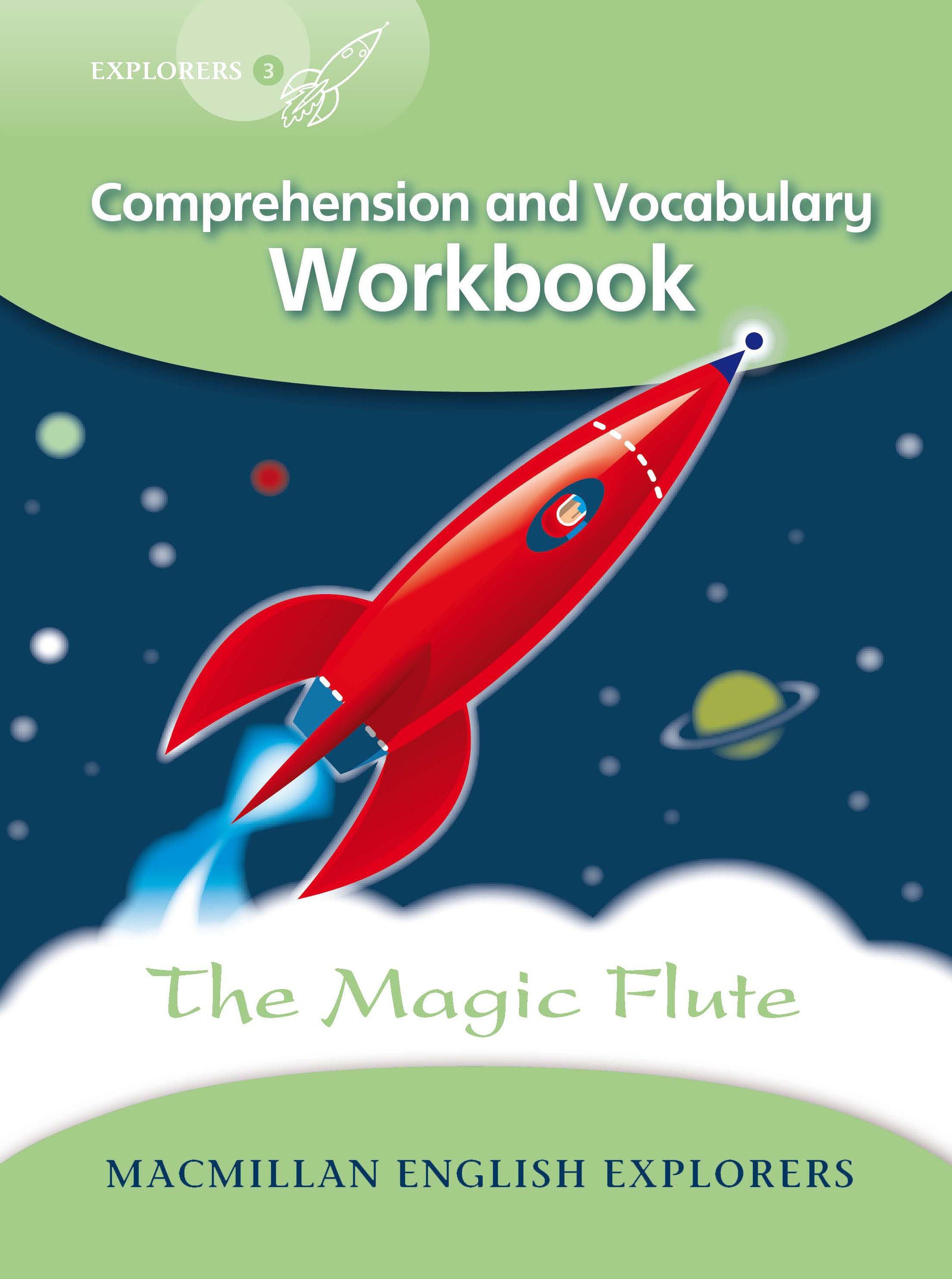 Explorers 3: The Magic Flute Workbook