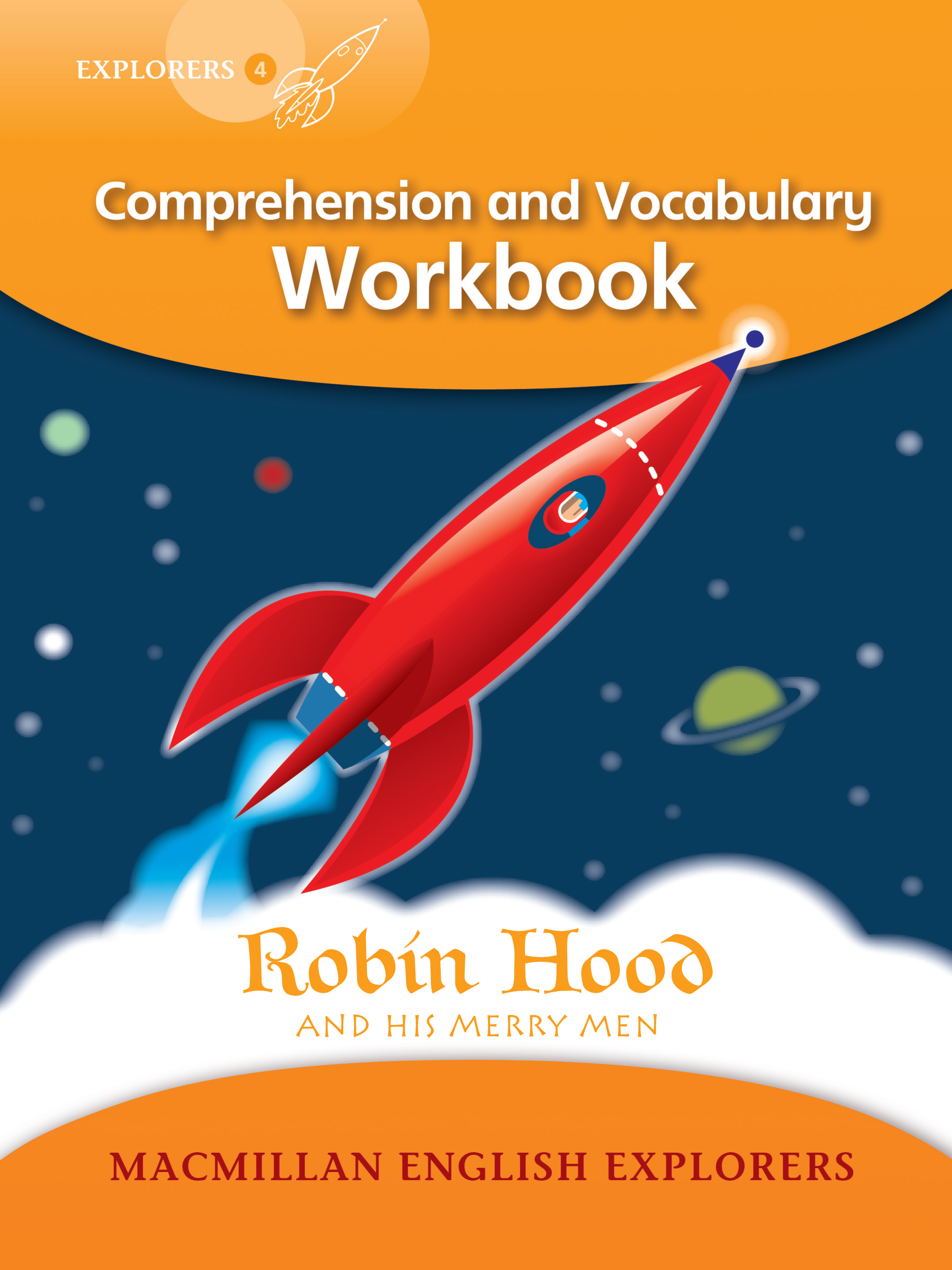 Explorers 4: Robin Hood and his Merry Men Workbook