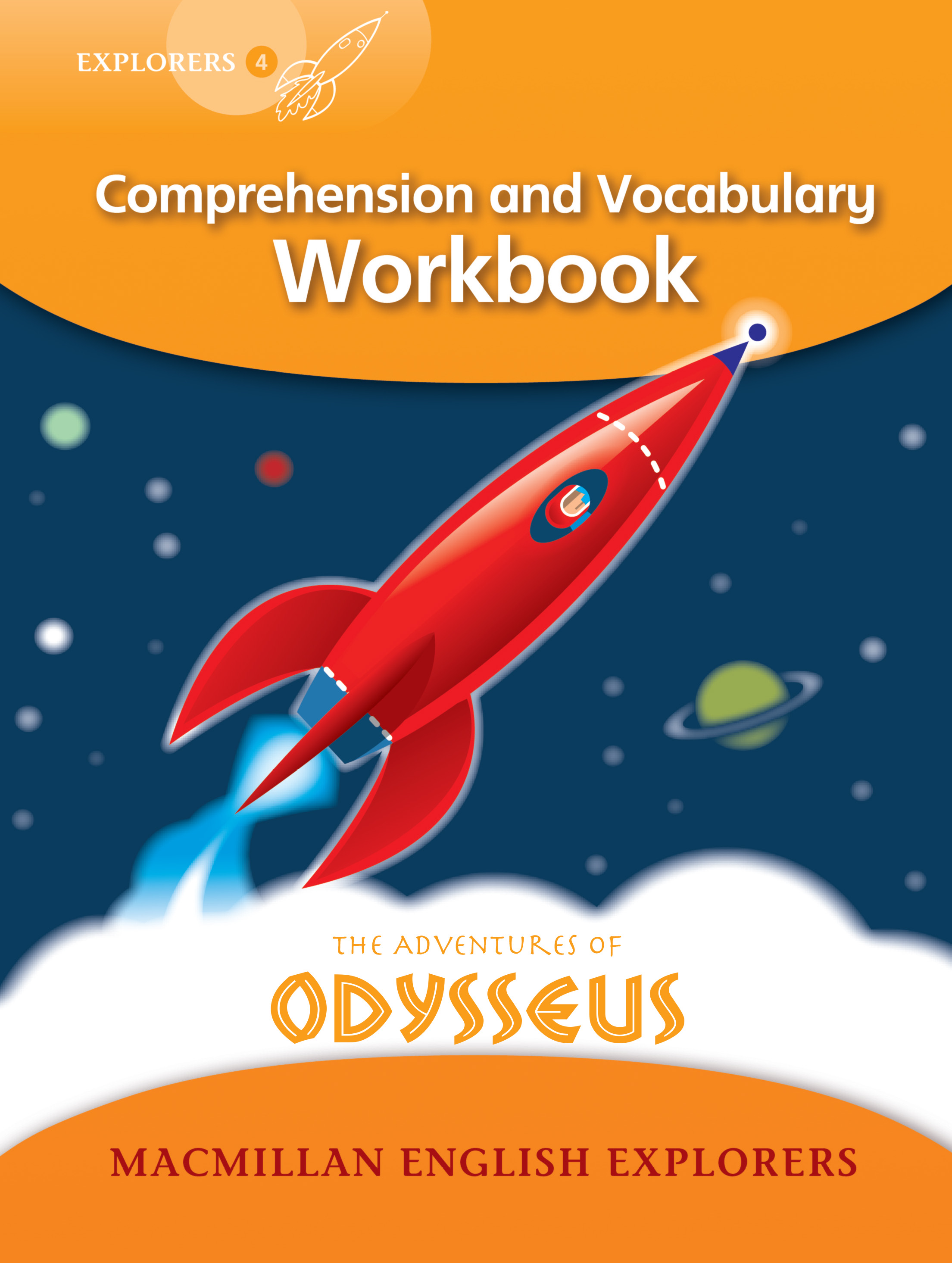 Explorers 4: The Adventures of Odysseus Workbook