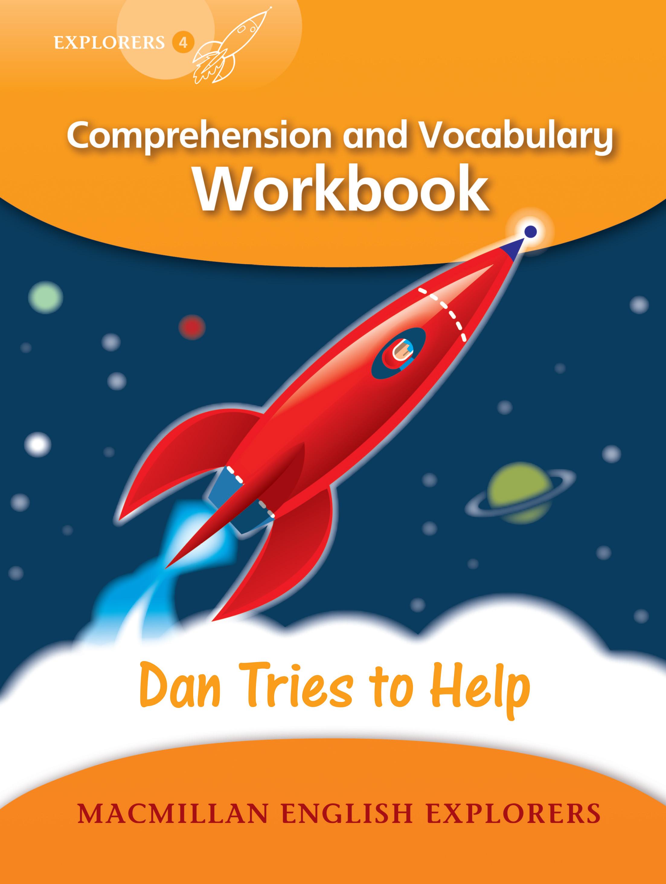 Explorers 4: Dan Tries to Help Workbook