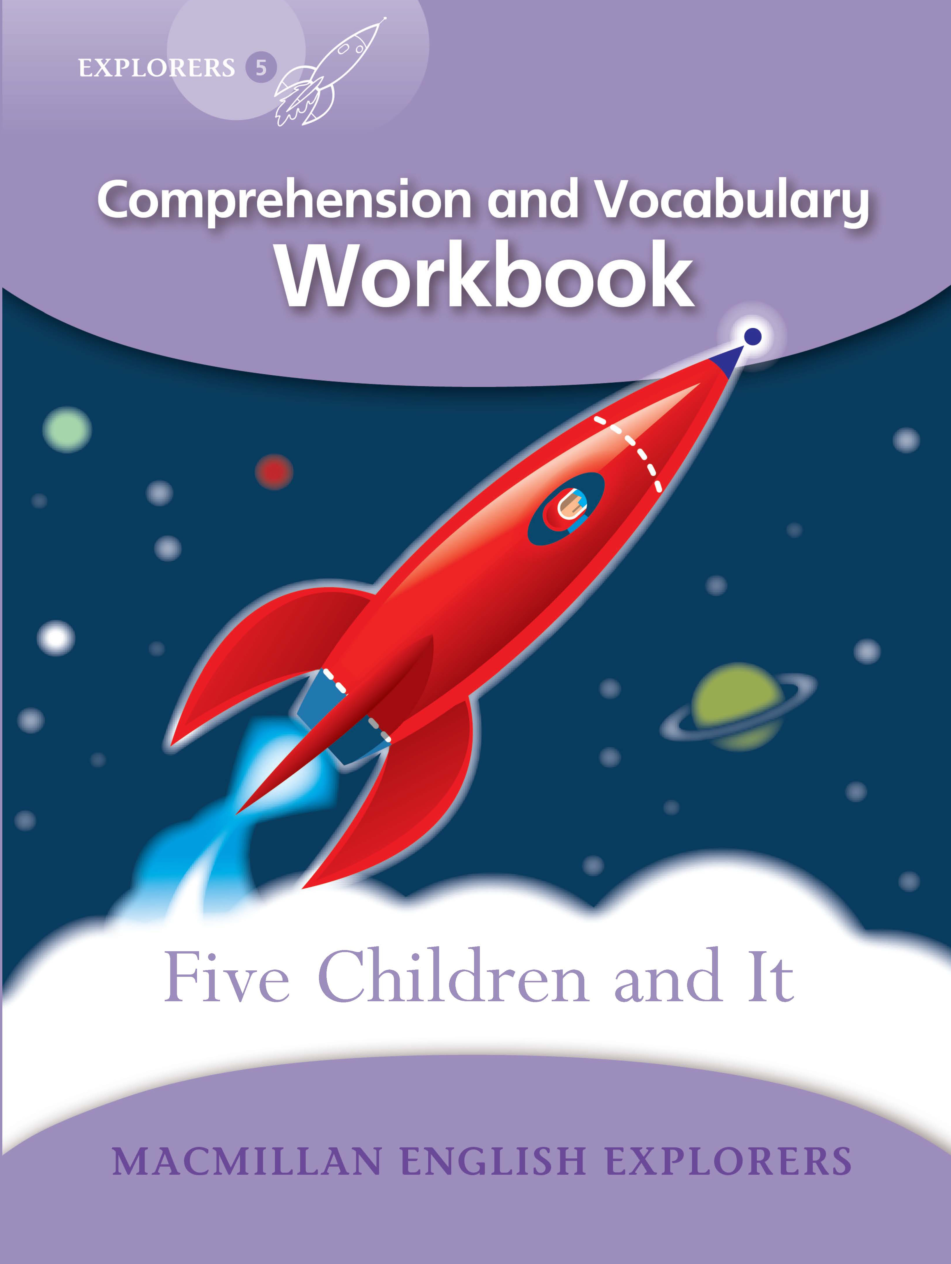 Explorers 5: Five Children and It Workbook
